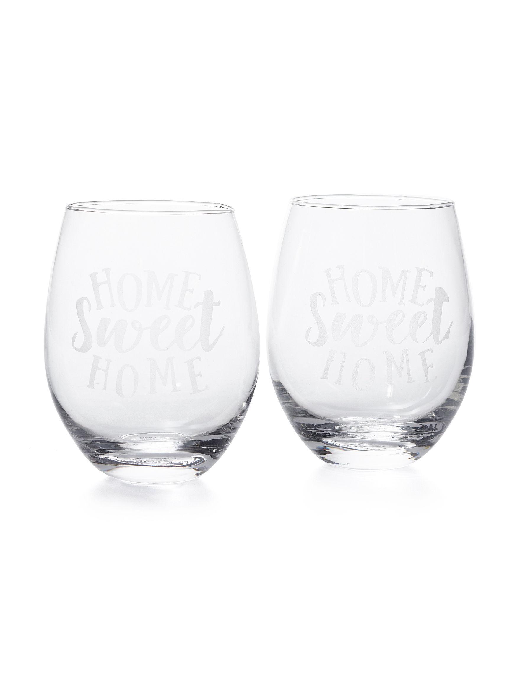 TMD Holdings White Wine Glasses Drinkware