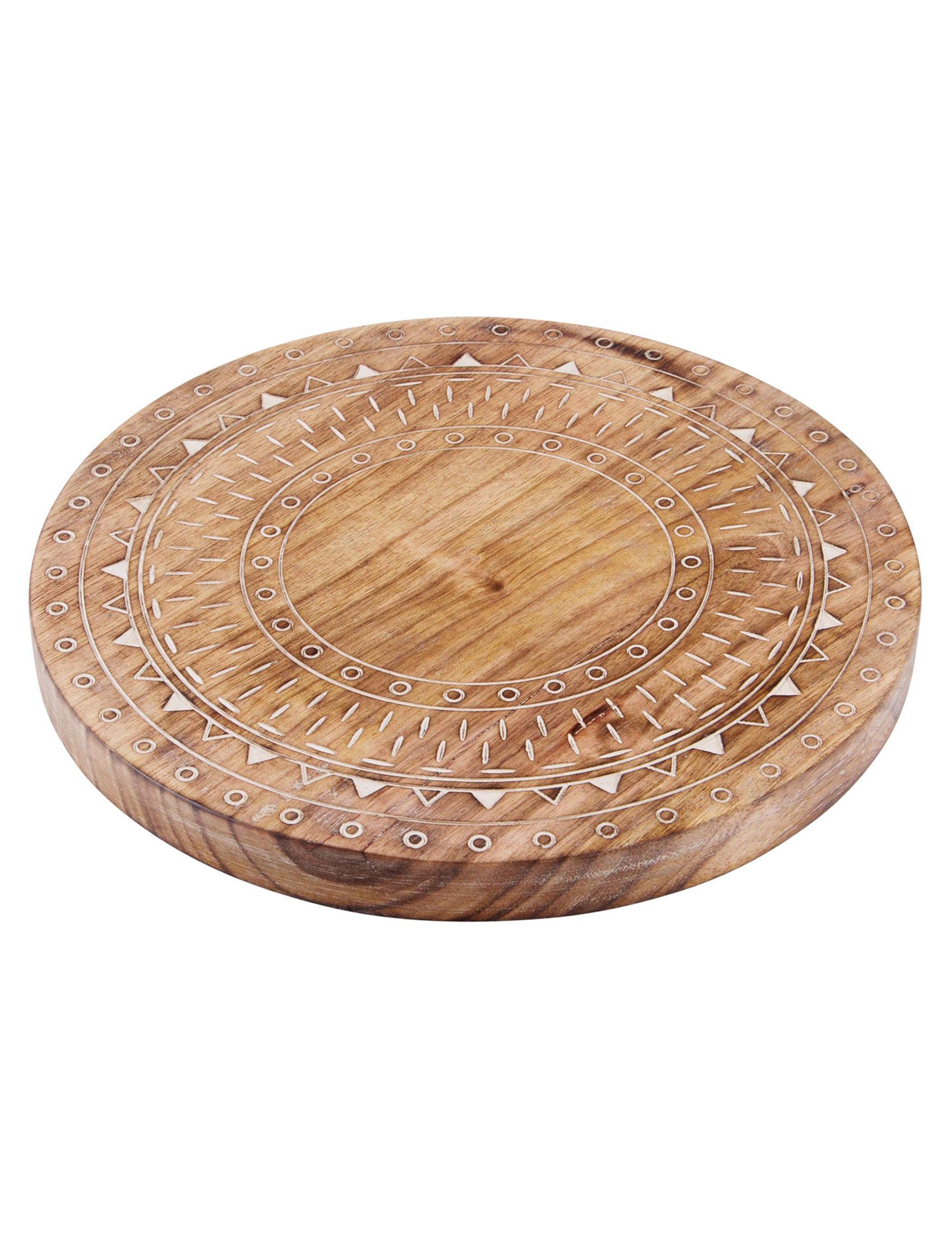 Home Essentials Wood Trivets & Spoon Rests Prep & Tools