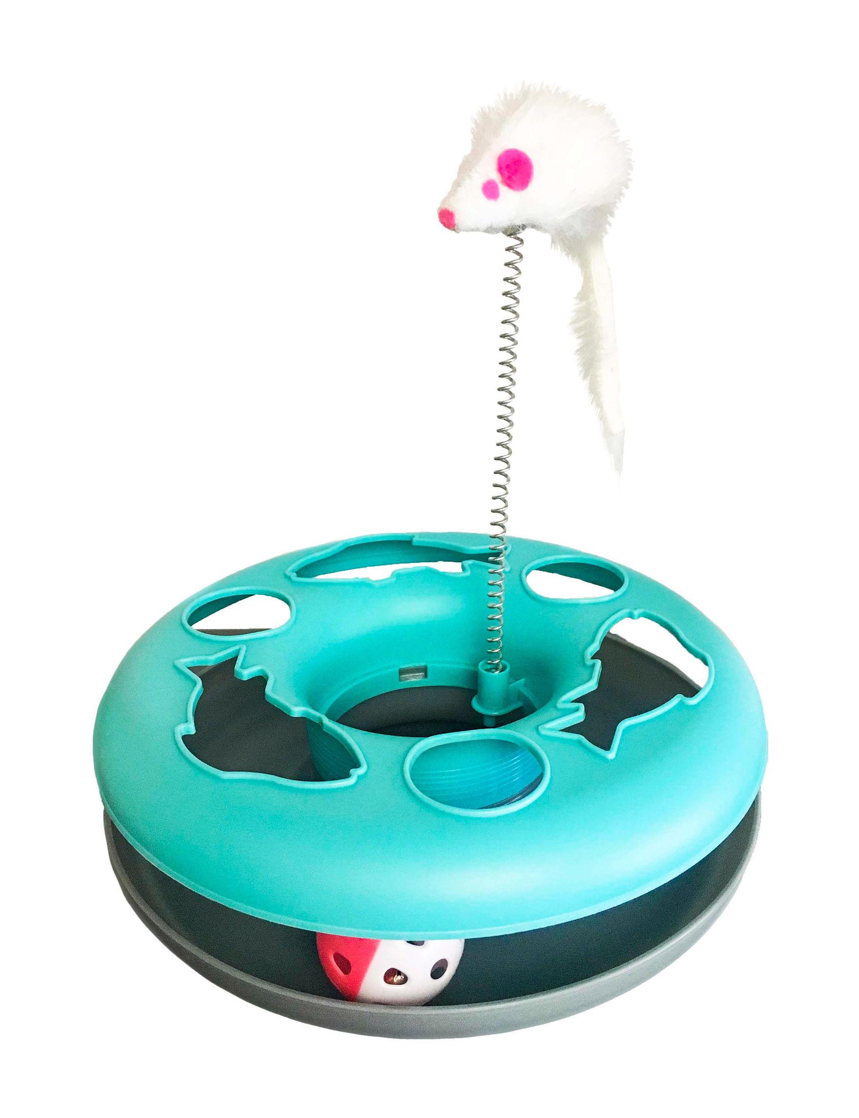 Animal Planet Aqua / Grey Pet Treats & Toys