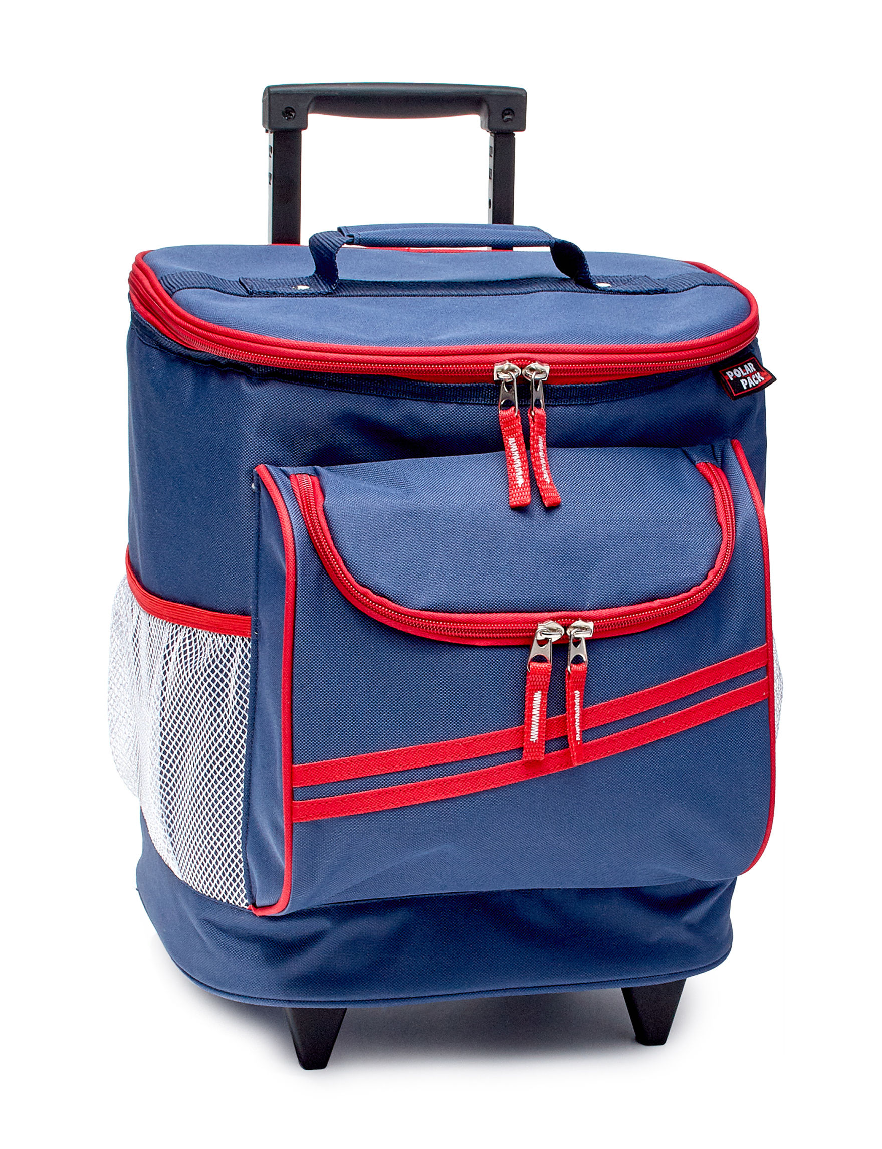 Polar Pack Blue / Red Coolers Camping & Outdoor Gear Outdoor Entertaining