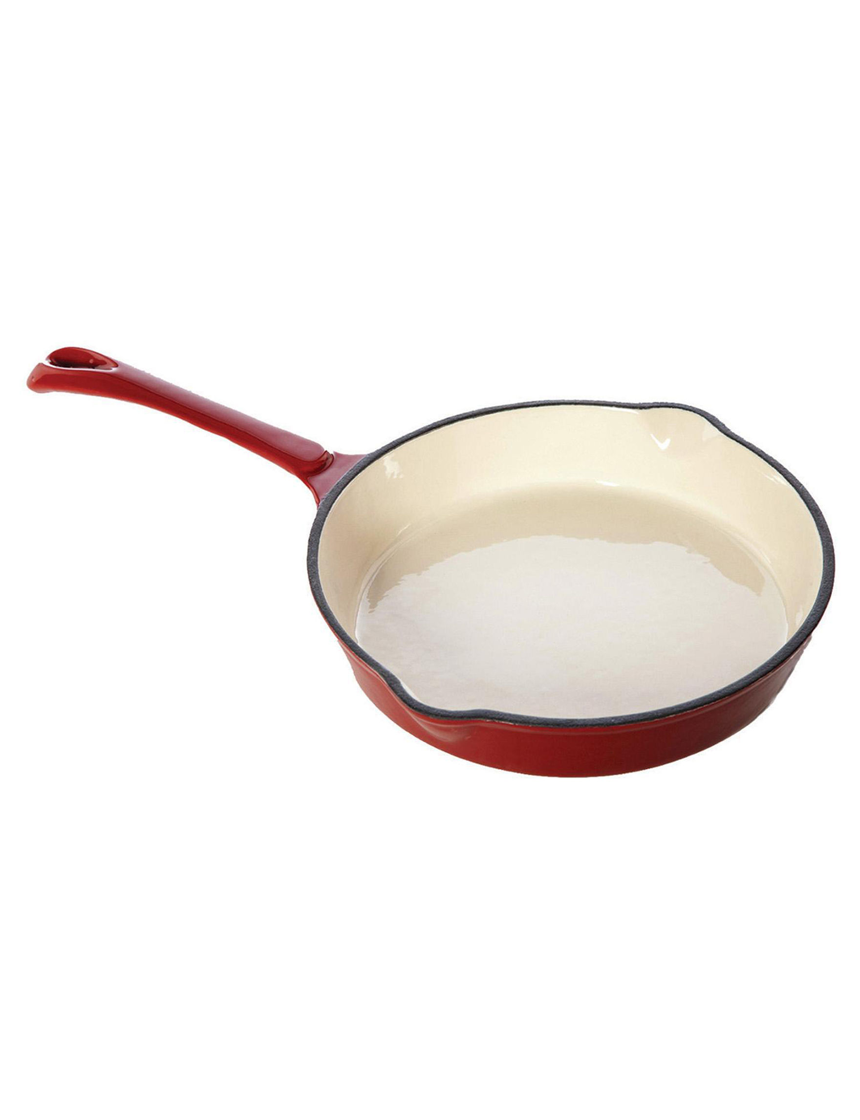 Diamond Home Red Frying Pans & Skillets Cookware