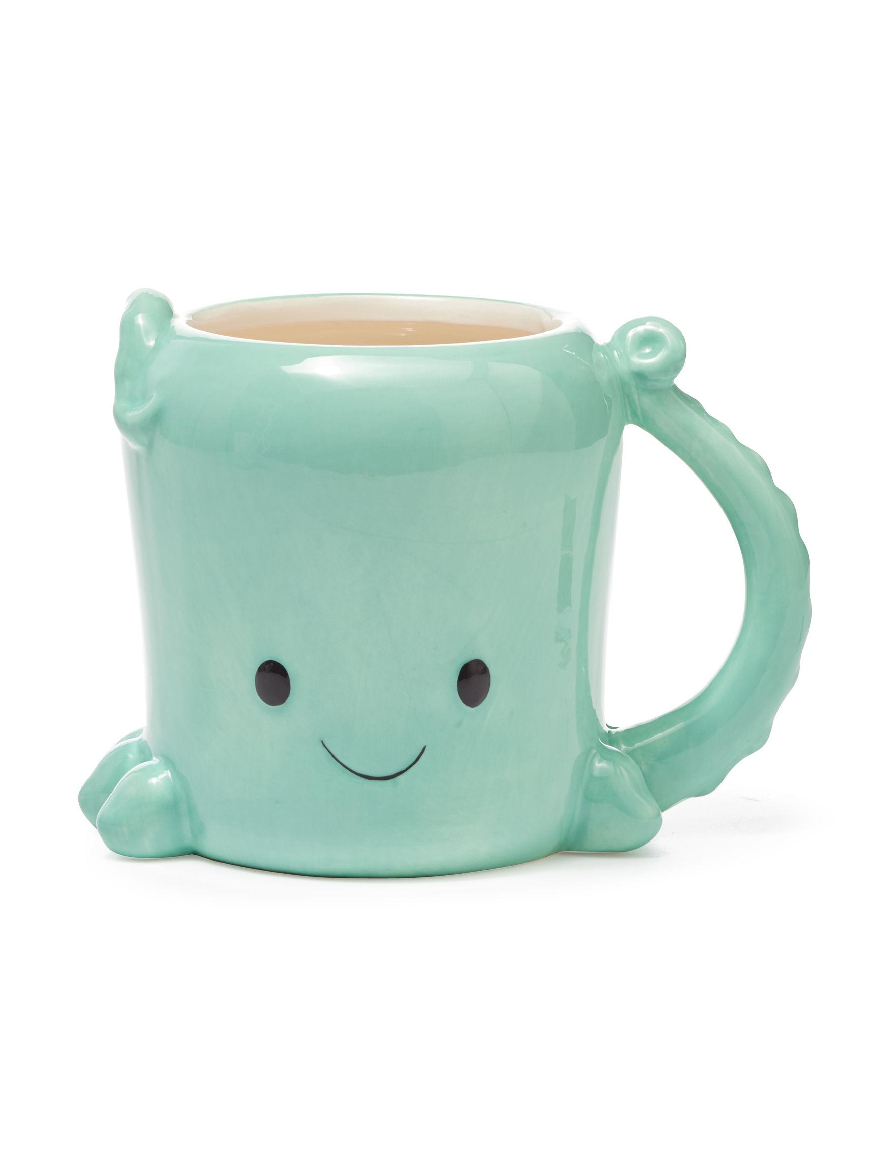 Enchante Blue Mugs Drinkware