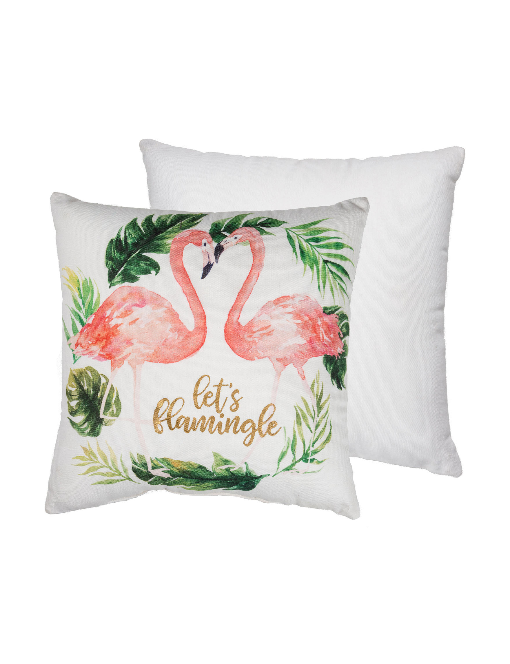 Primitives by Kathy White / Pink Decorative Pillows
