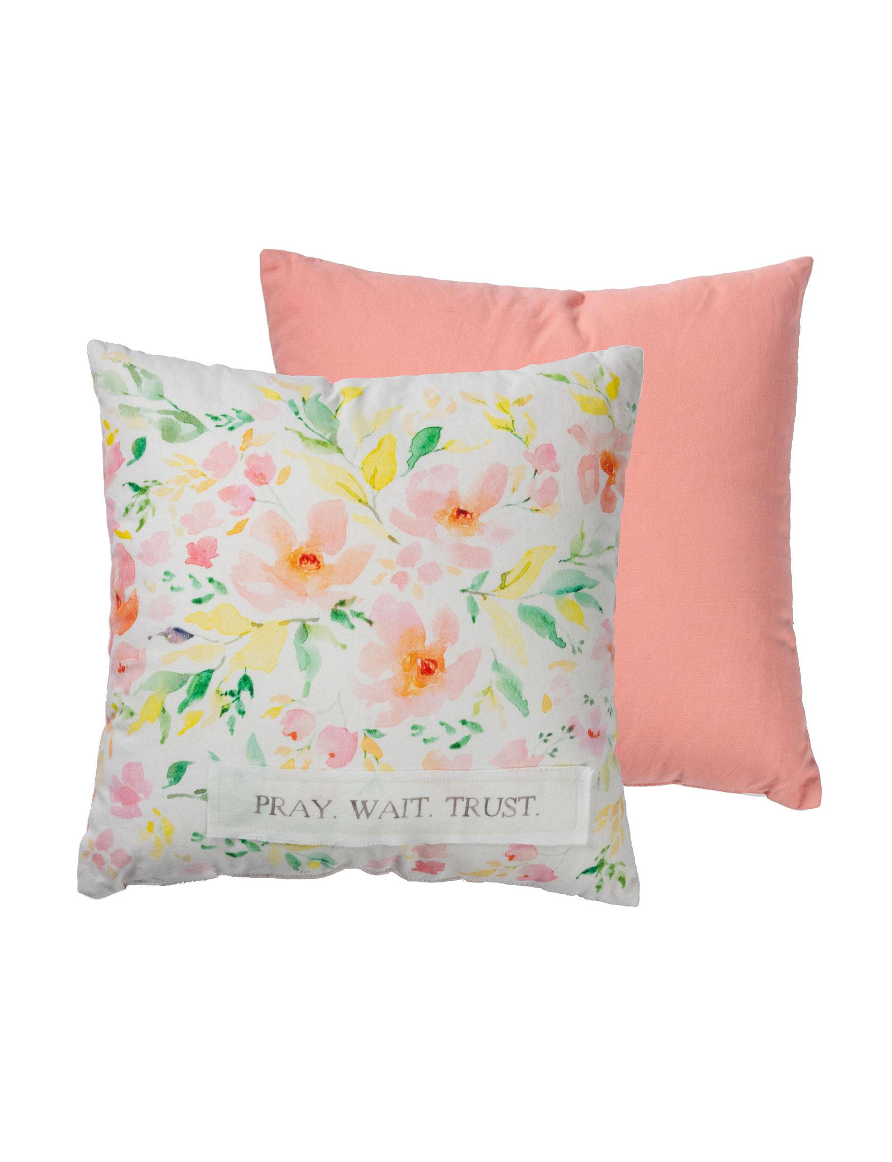 Primitives by Kathy White Multi Decorative Pillows