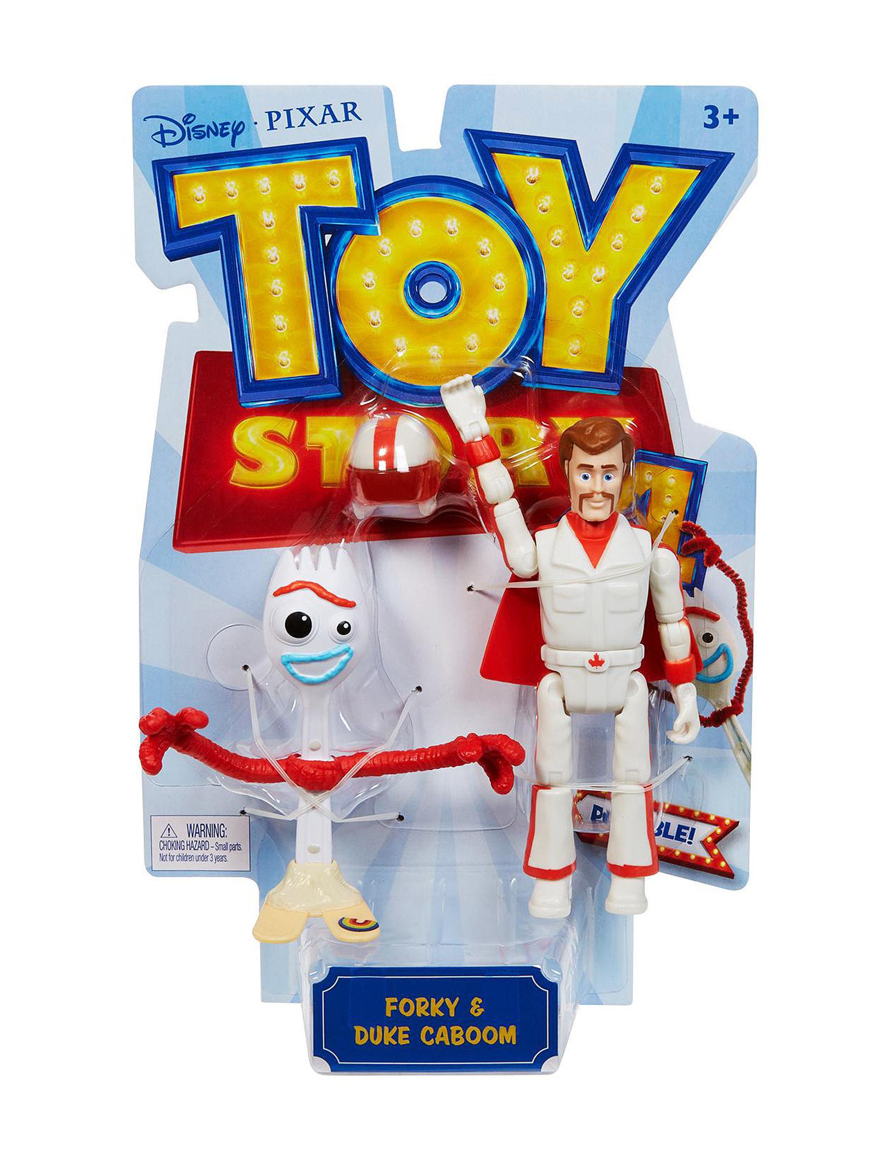 Toy Story White Multi