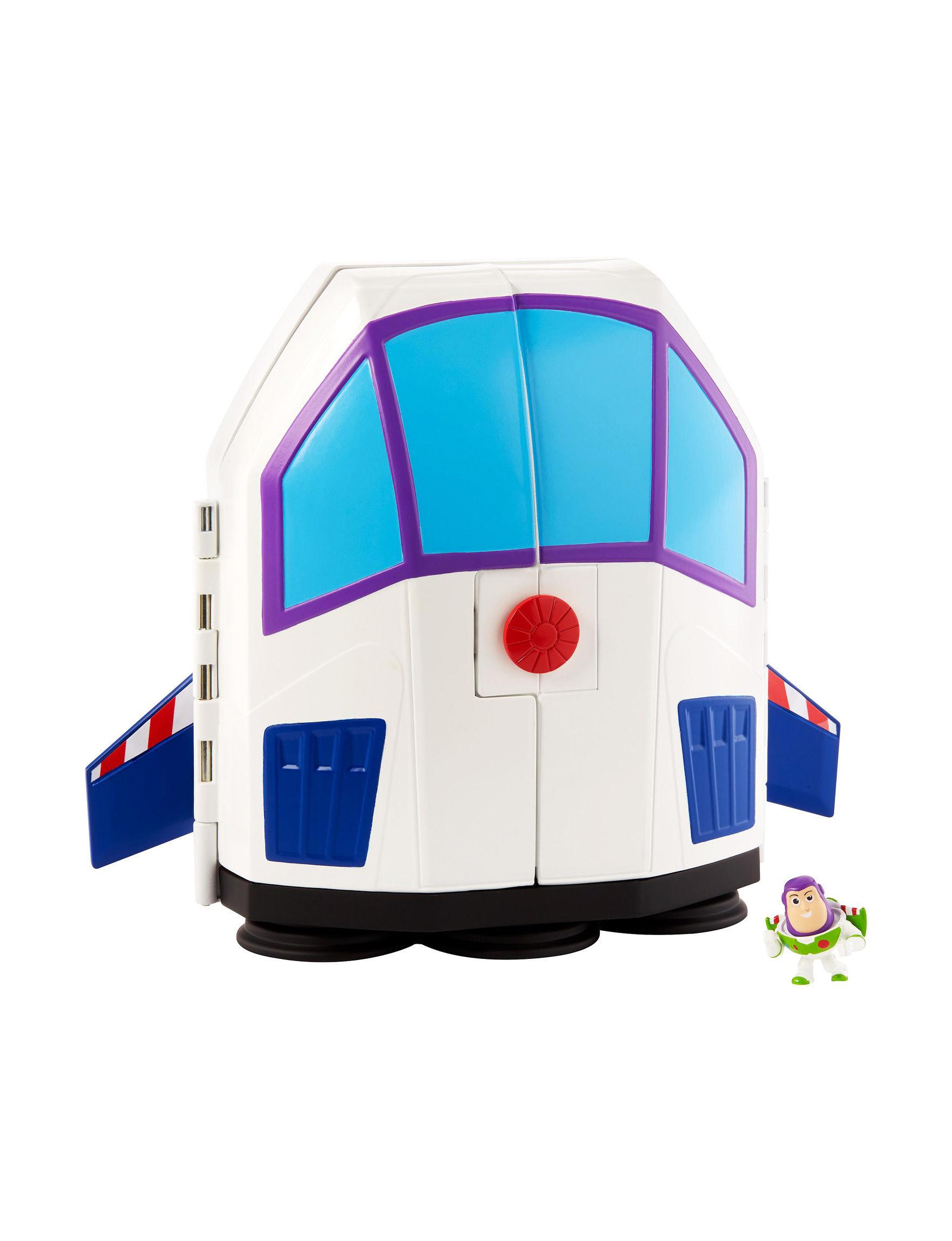 Toy Story White / Blue Multi