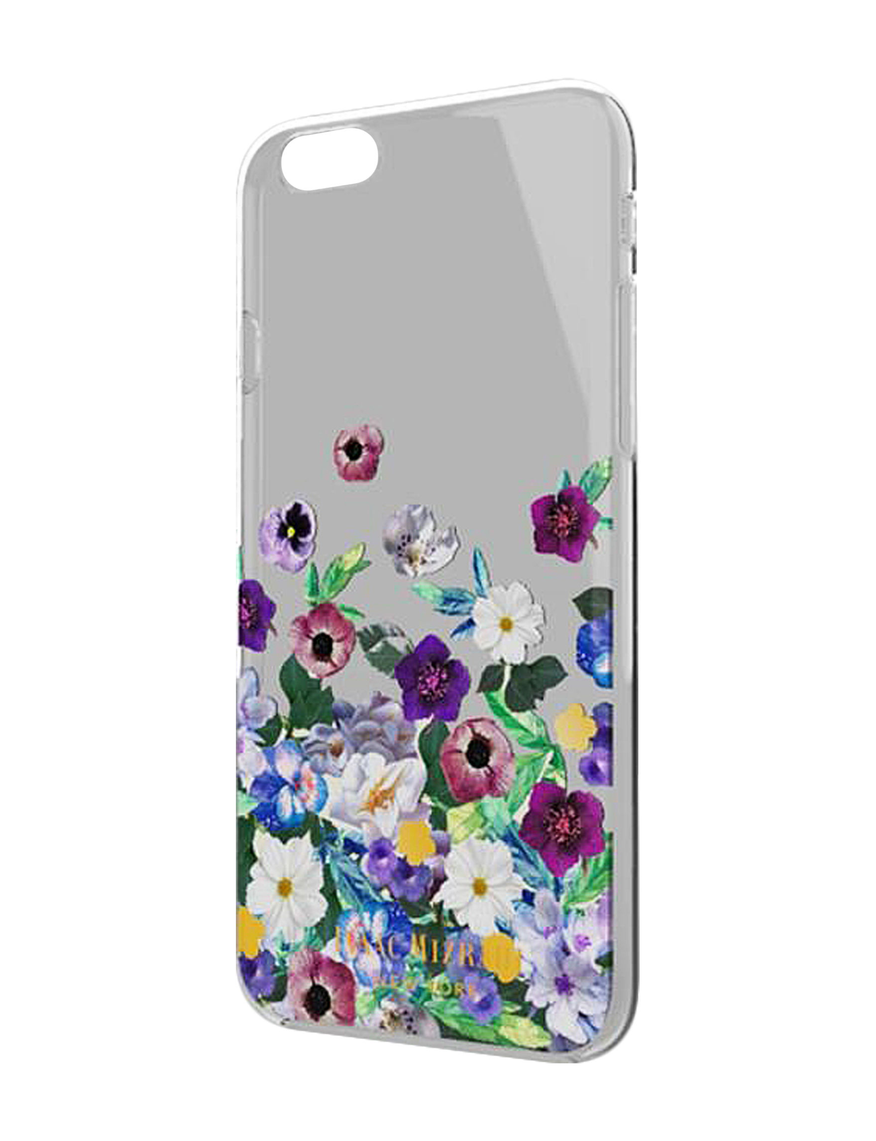 Isaac Mizrahi Clear Cases & Covers Tech Accessories