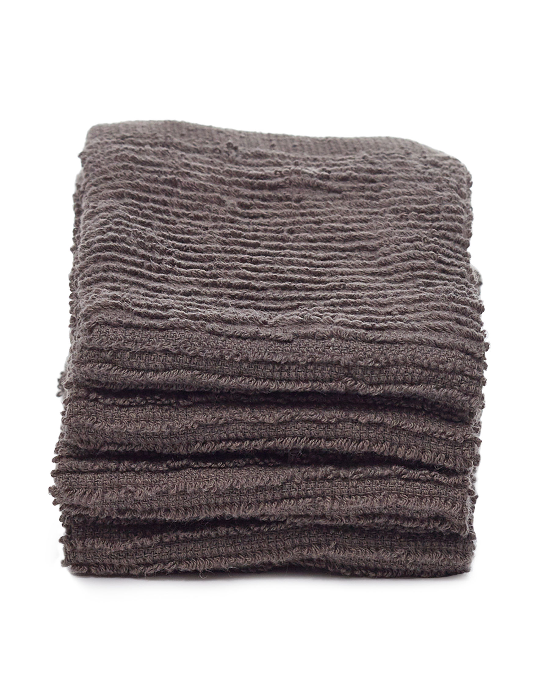 Pantry Grey Dish Towels Kitchen Linens