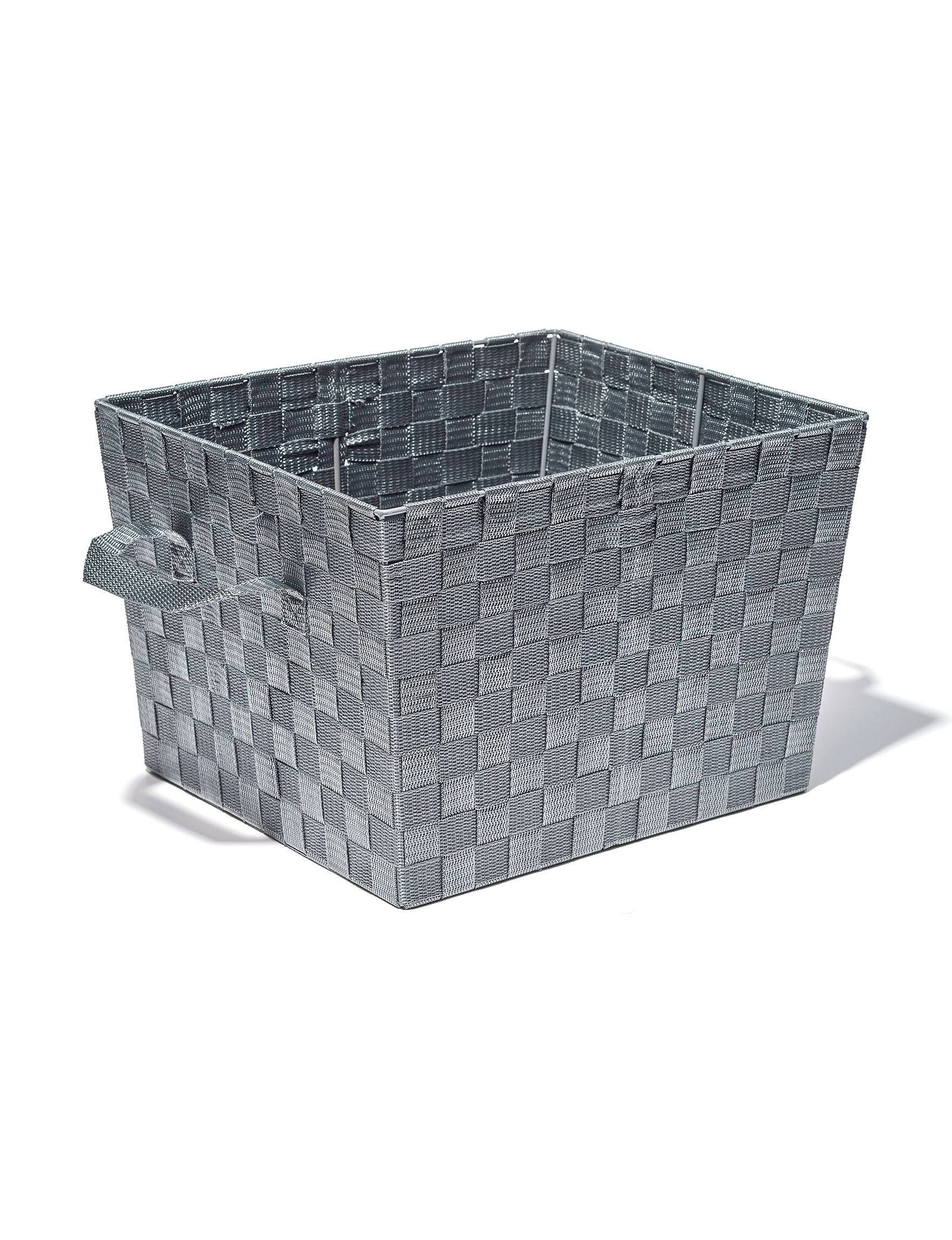 HDS Trading Black Baskets Home Accents