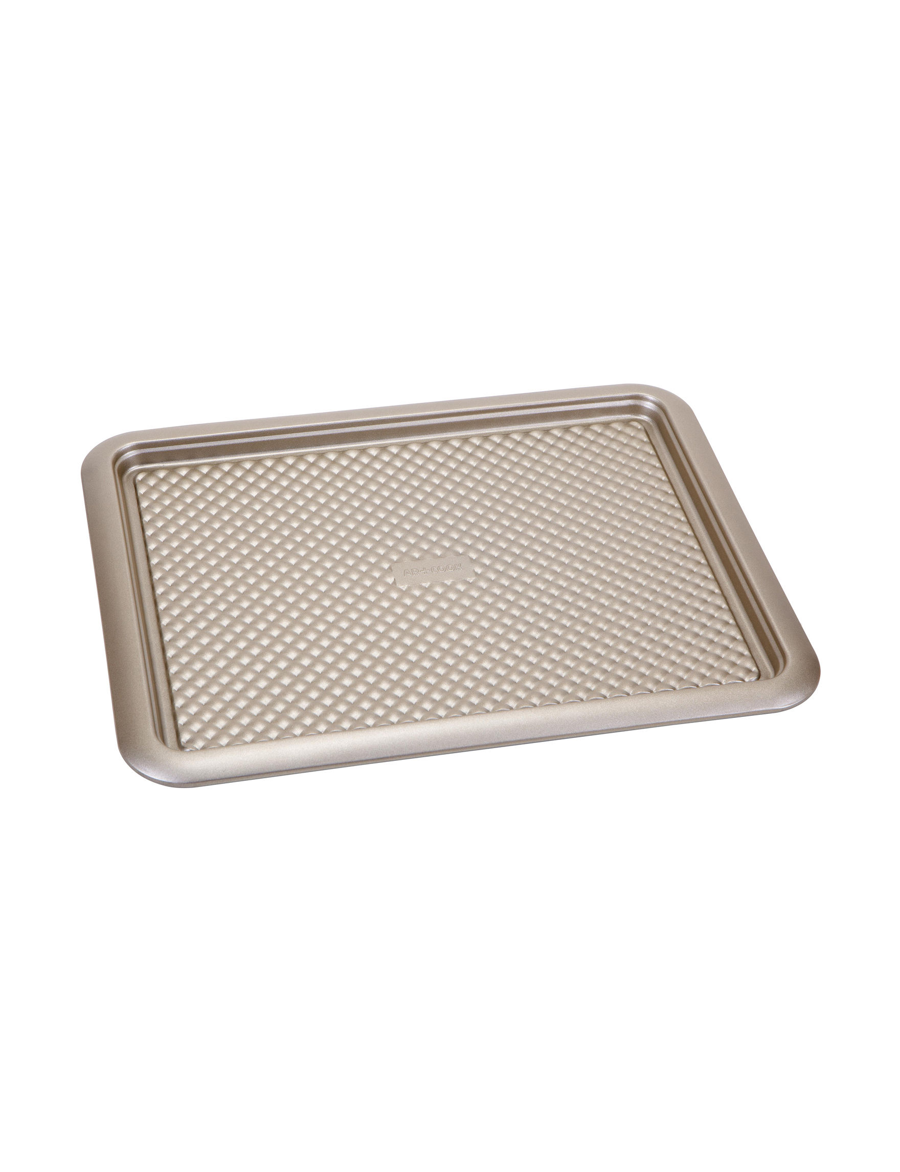 Art and Cook Gold Cookie Sheets Bakeware