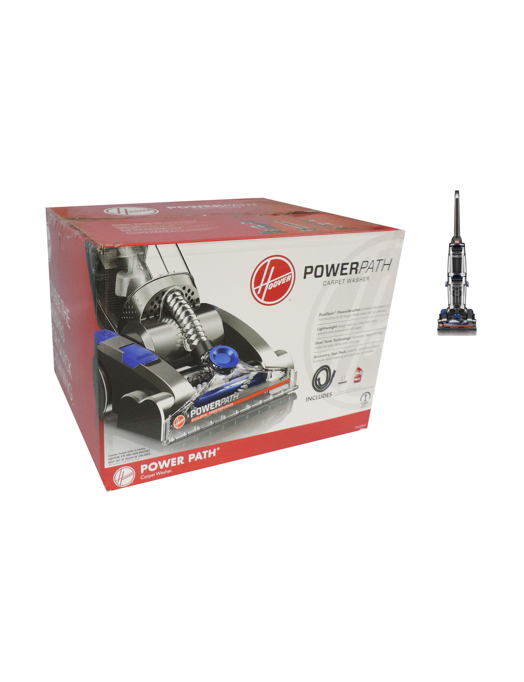 Hoover Black Multi Vacuums & Floor Care
