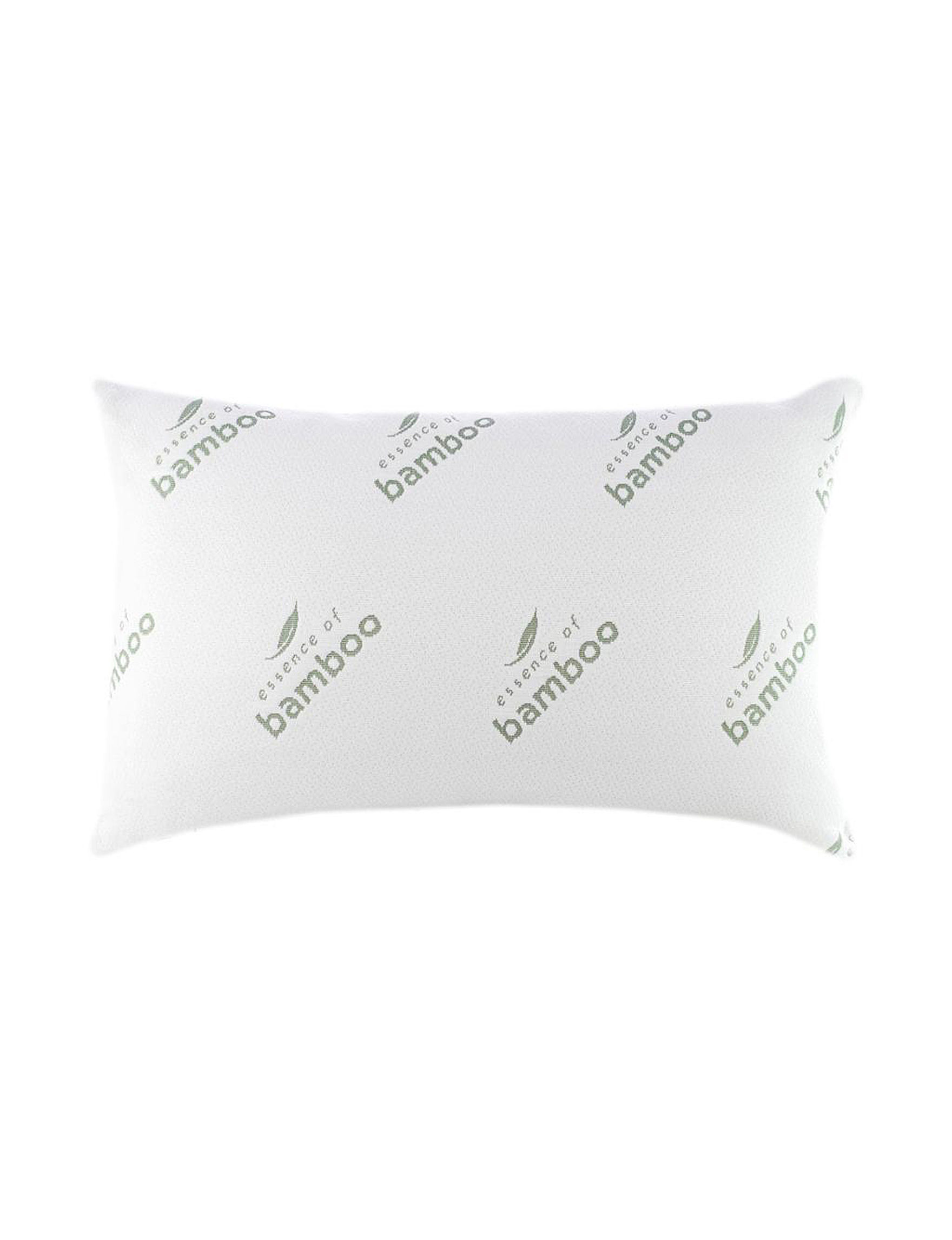 Essence of Bamb White Bed Pillows