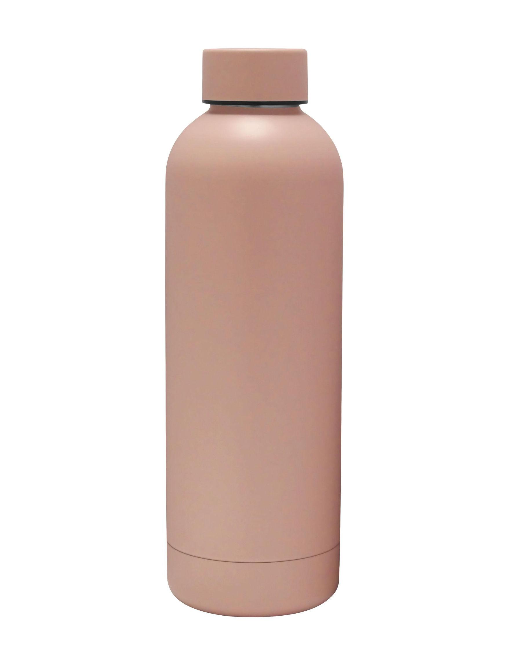 Gourmet Home Blush Water Bottles Drinkware