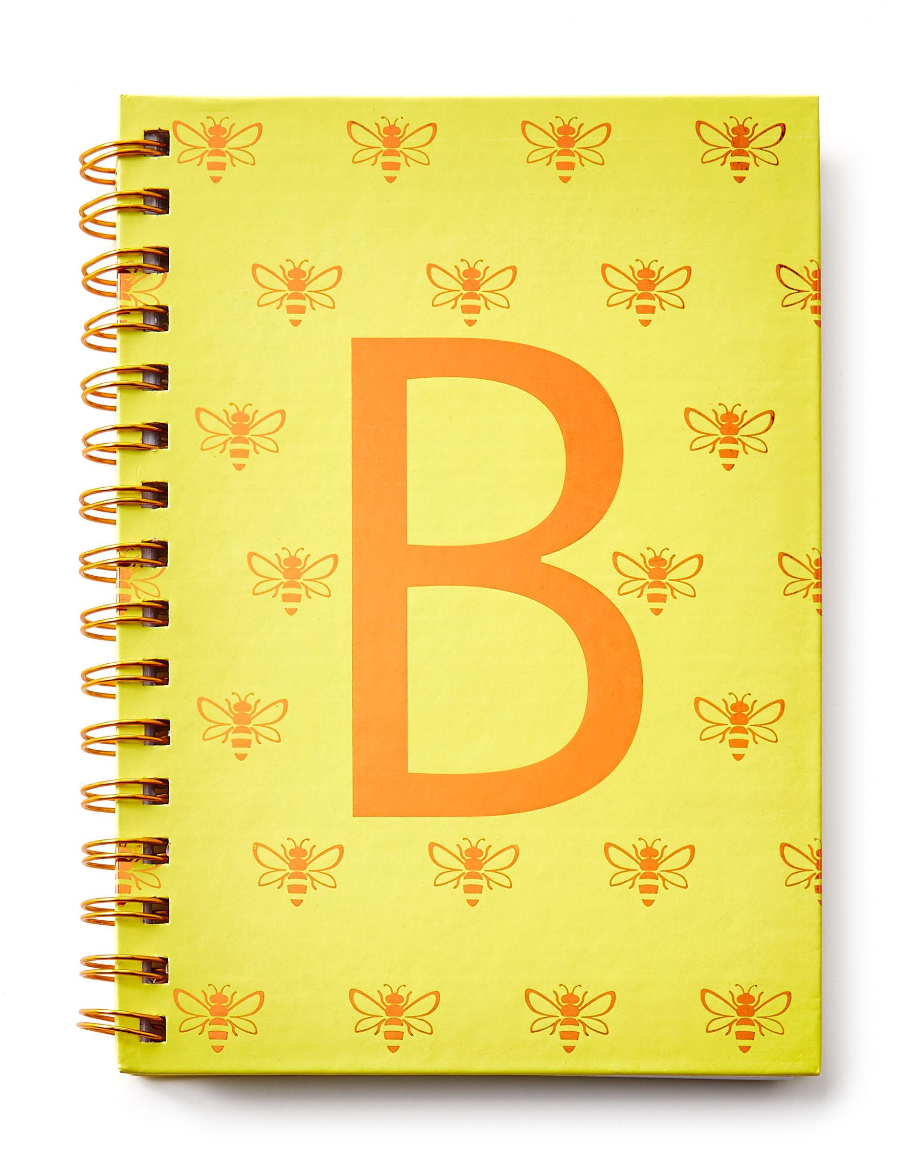 Tri Coastal Yellow Journals & Notepads Monogram School & Office Supplies