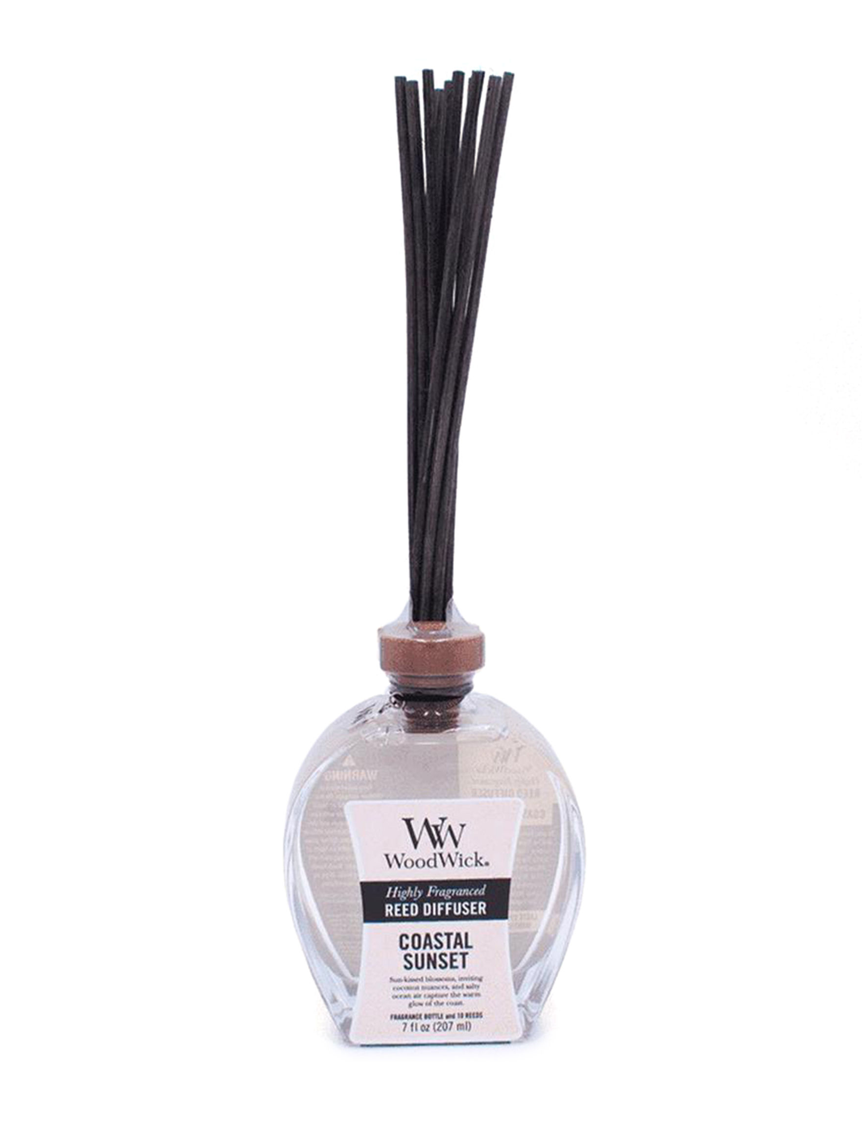 Woodwick Black Diffusers Candles & Diffusers