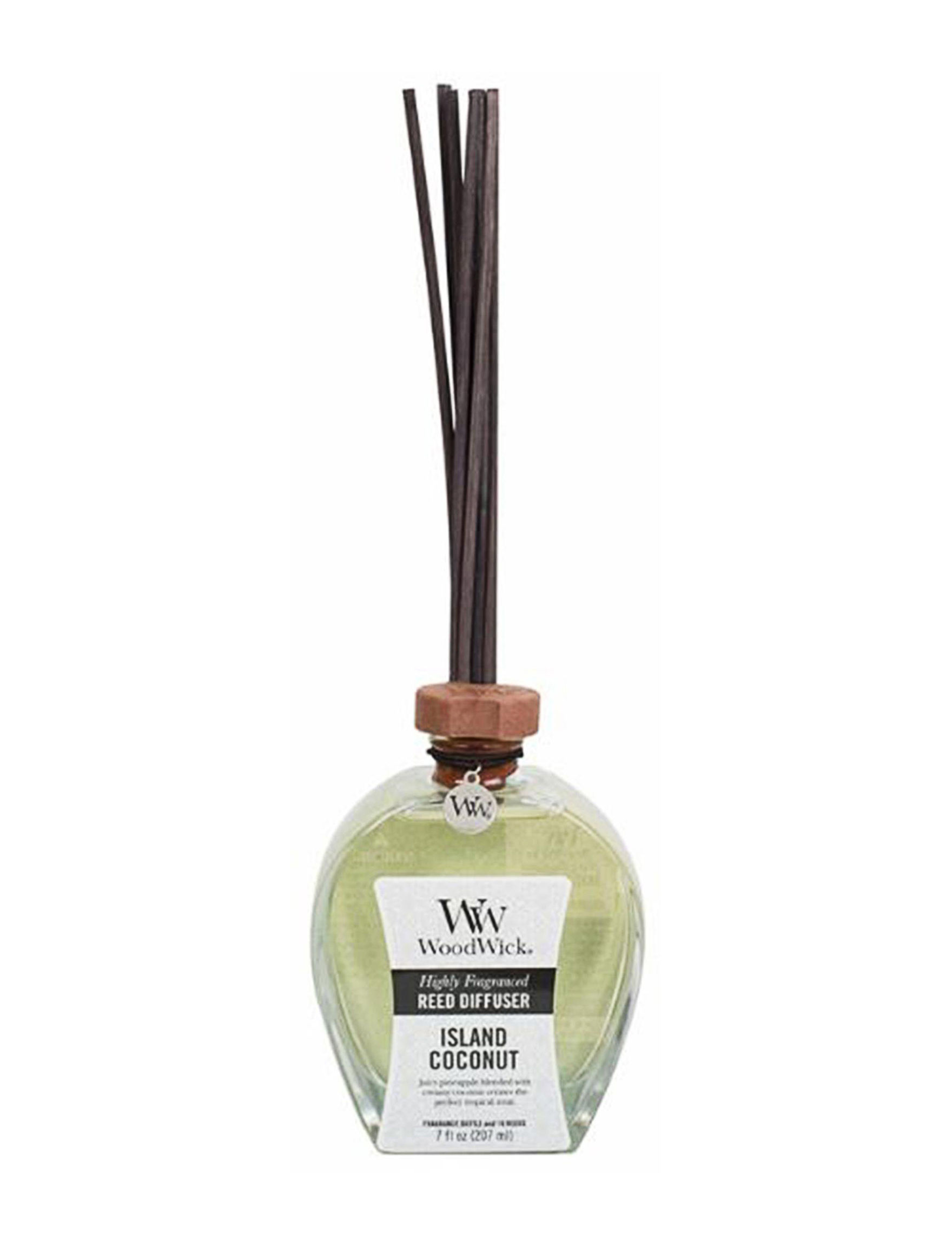 Woodwick  Diffusers Candles & Diffusers