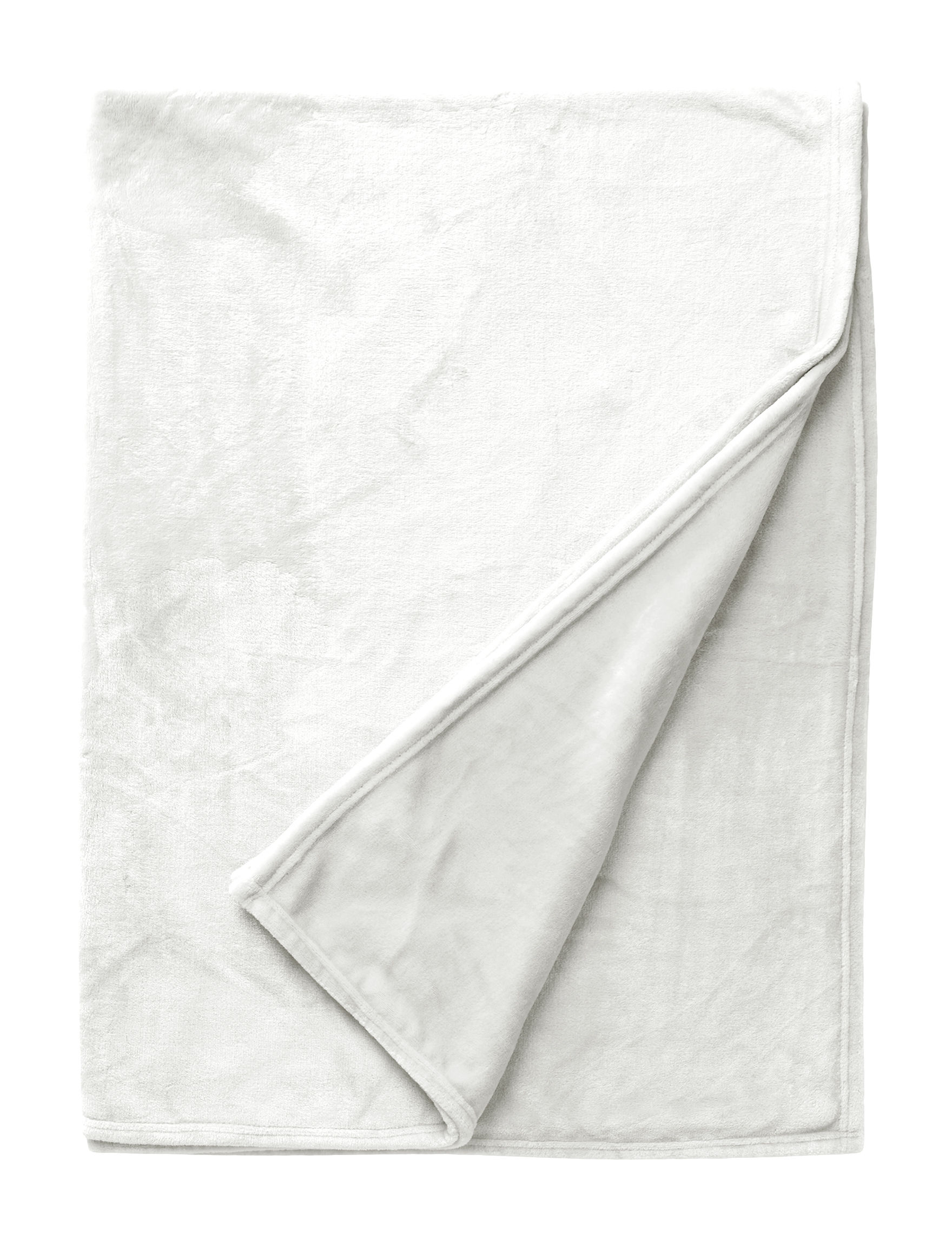 Dream Home NY Ivory Blankets & Throws