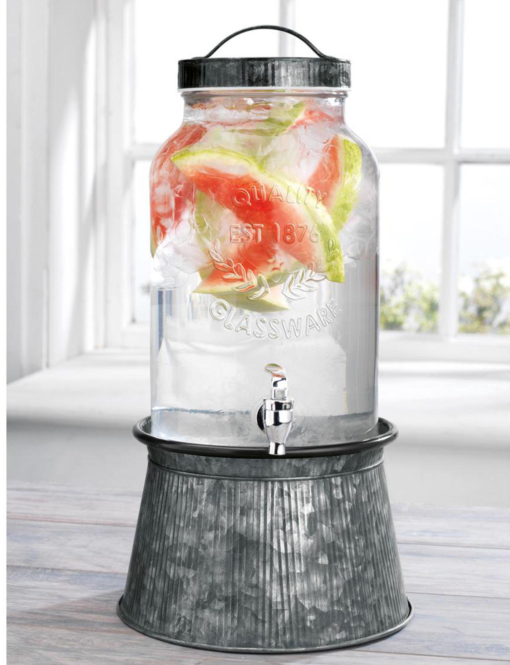 Home Essentials Metal Beverage Dispensers & Tubs Drinkware