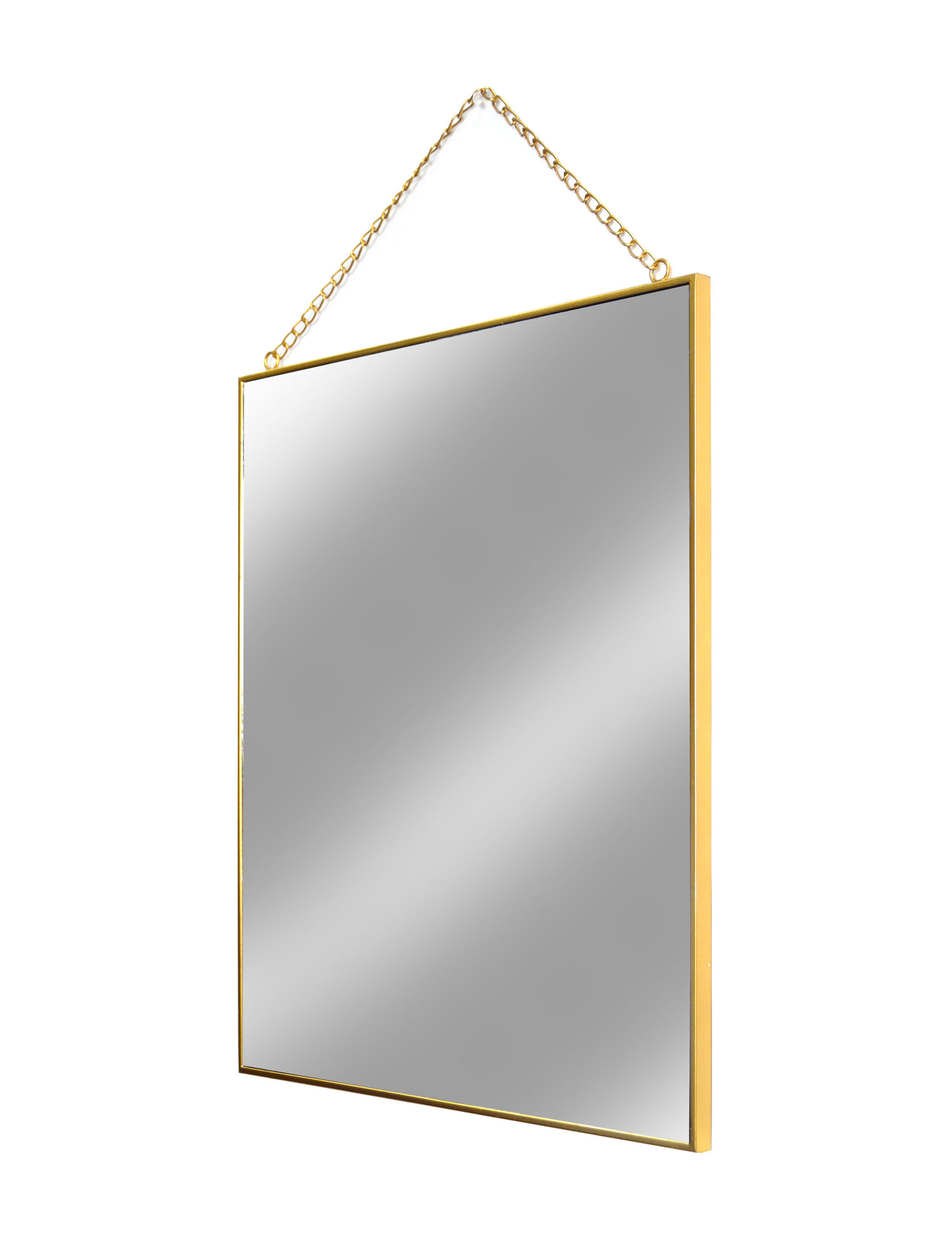 New View Gold Mirrors Wall Decor
