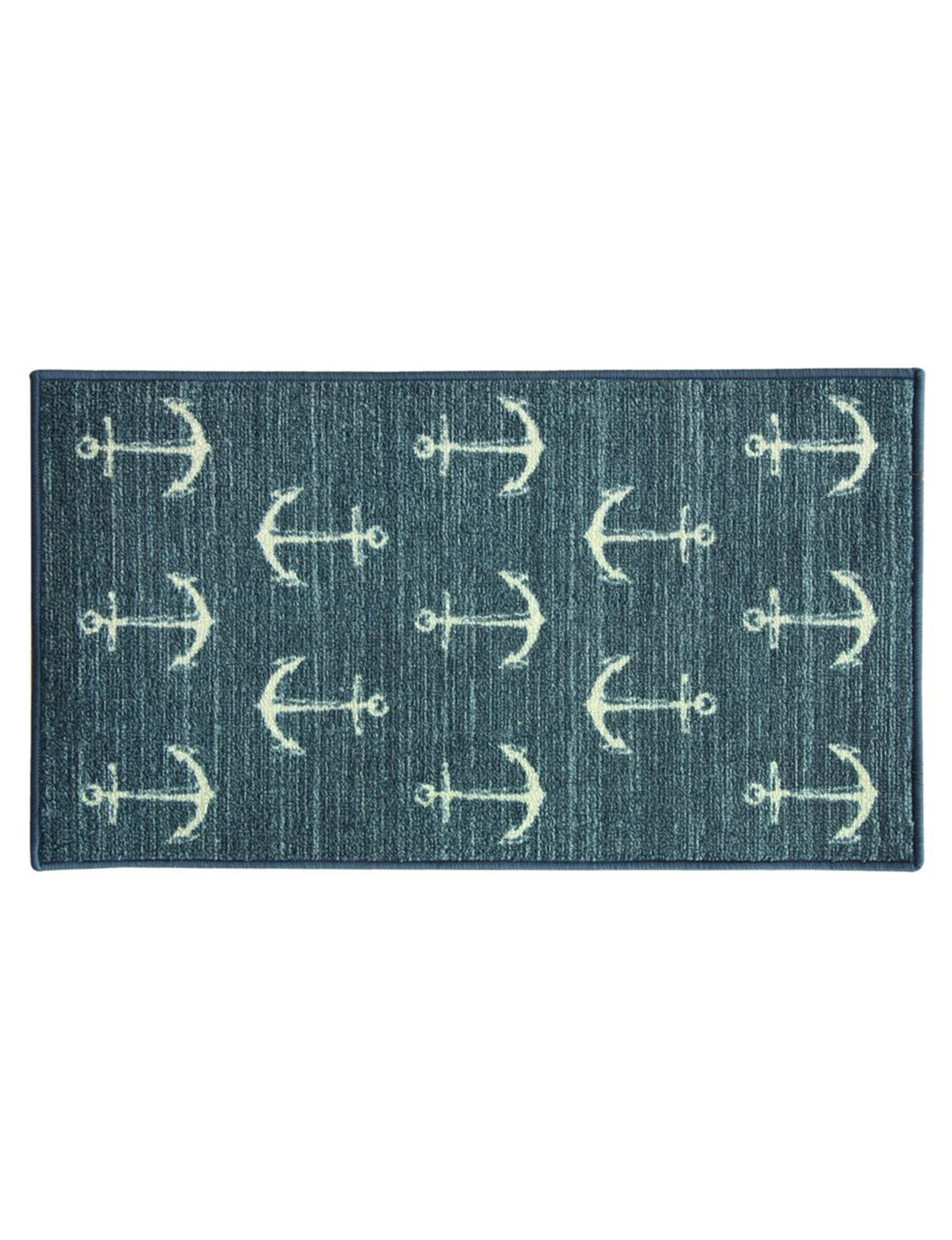 Bacova Blue Accent Rugs Rugs