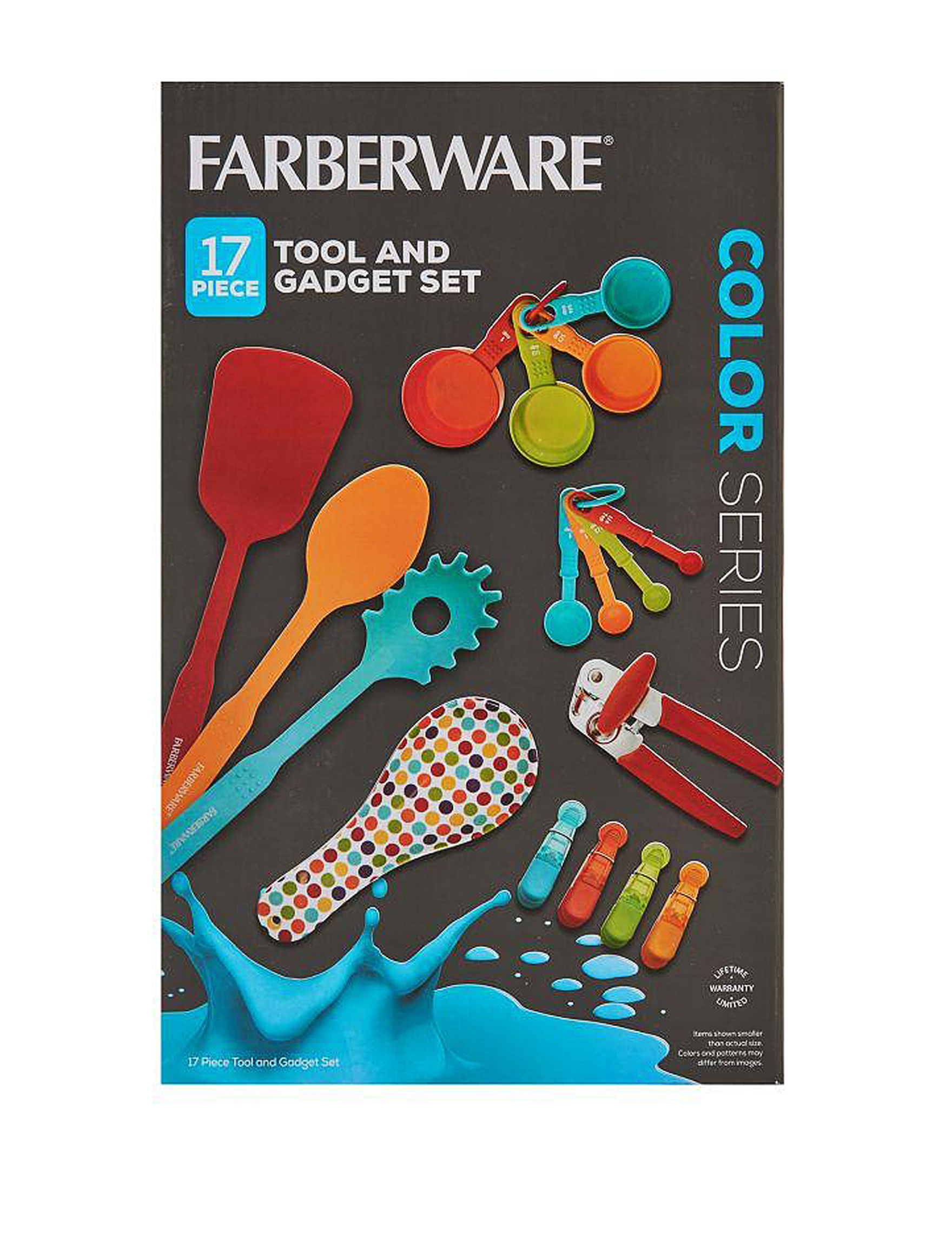 Farberware Blue Multi Prep & Tools