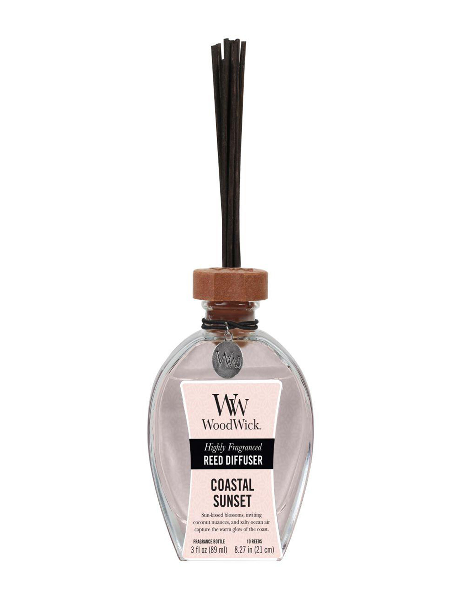 Woodwick Glass Candles Diffusers Candles & Diffusers