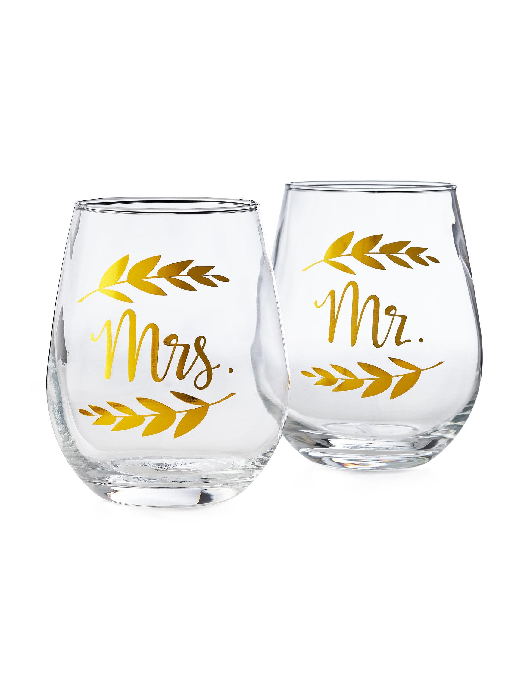 Enchante Glass Wine Glasses Drinkware