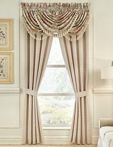Croscill Beige Window Treatments