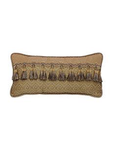 Croscill Beige / Multi Decorative Pillows