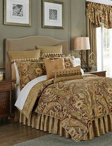 Croscill Beige / Multi Comforters & Comforter Sets