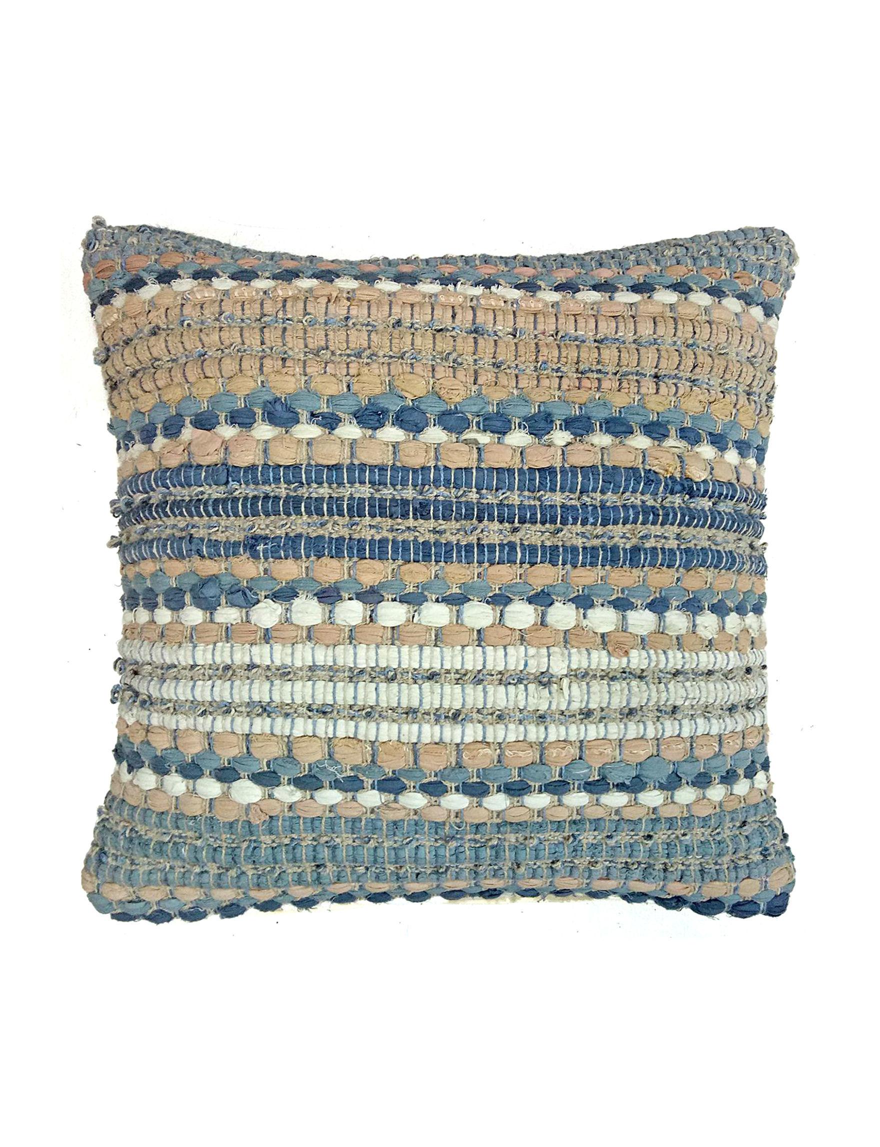 Birchwood Dark Blue Decorative Pillows