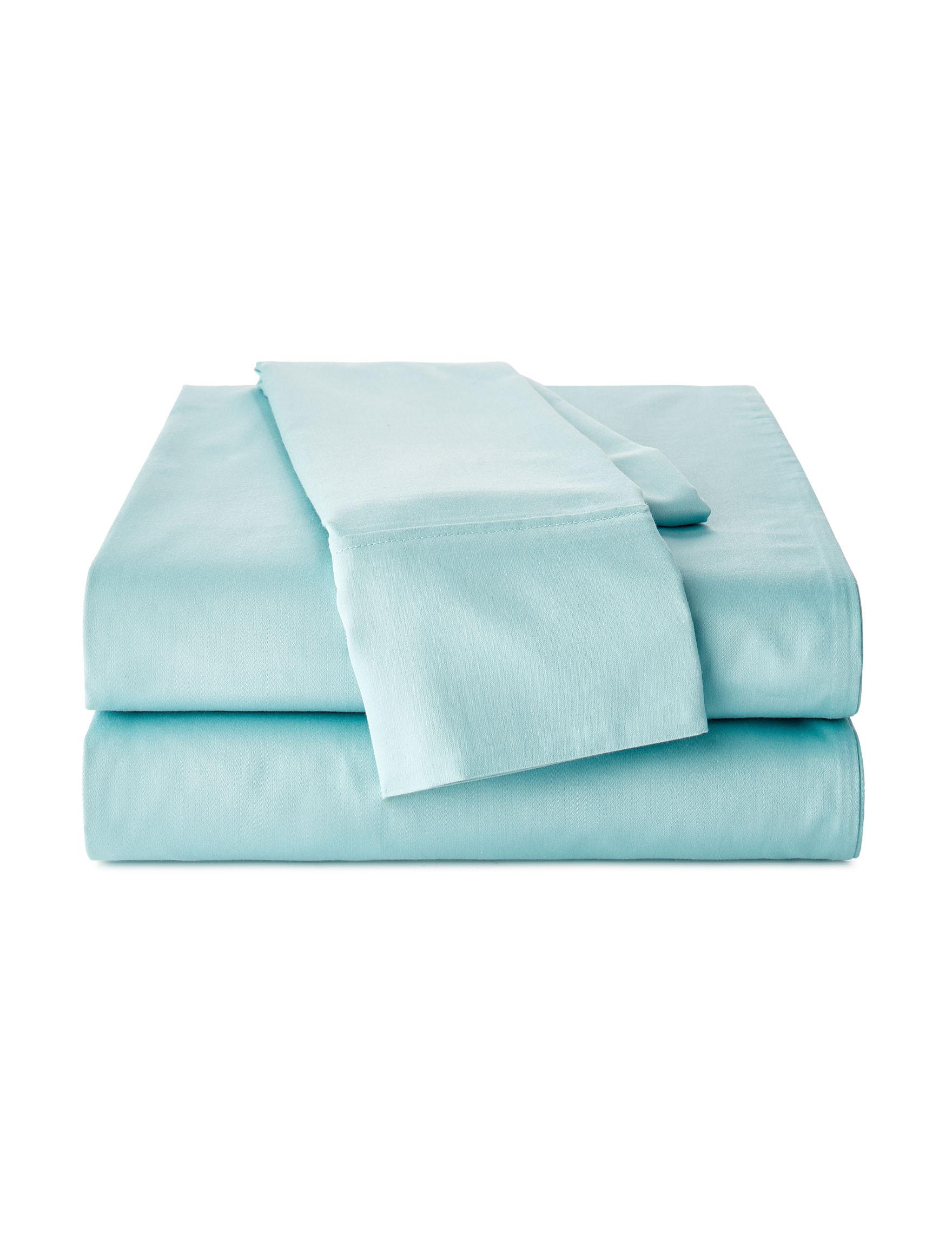 Grand Manor Light Blue Sheets