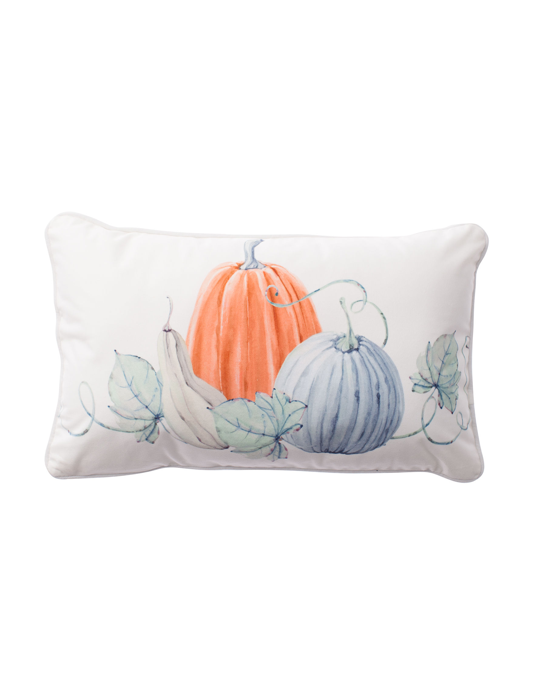 Thro Blue Multi Decorative Pillows