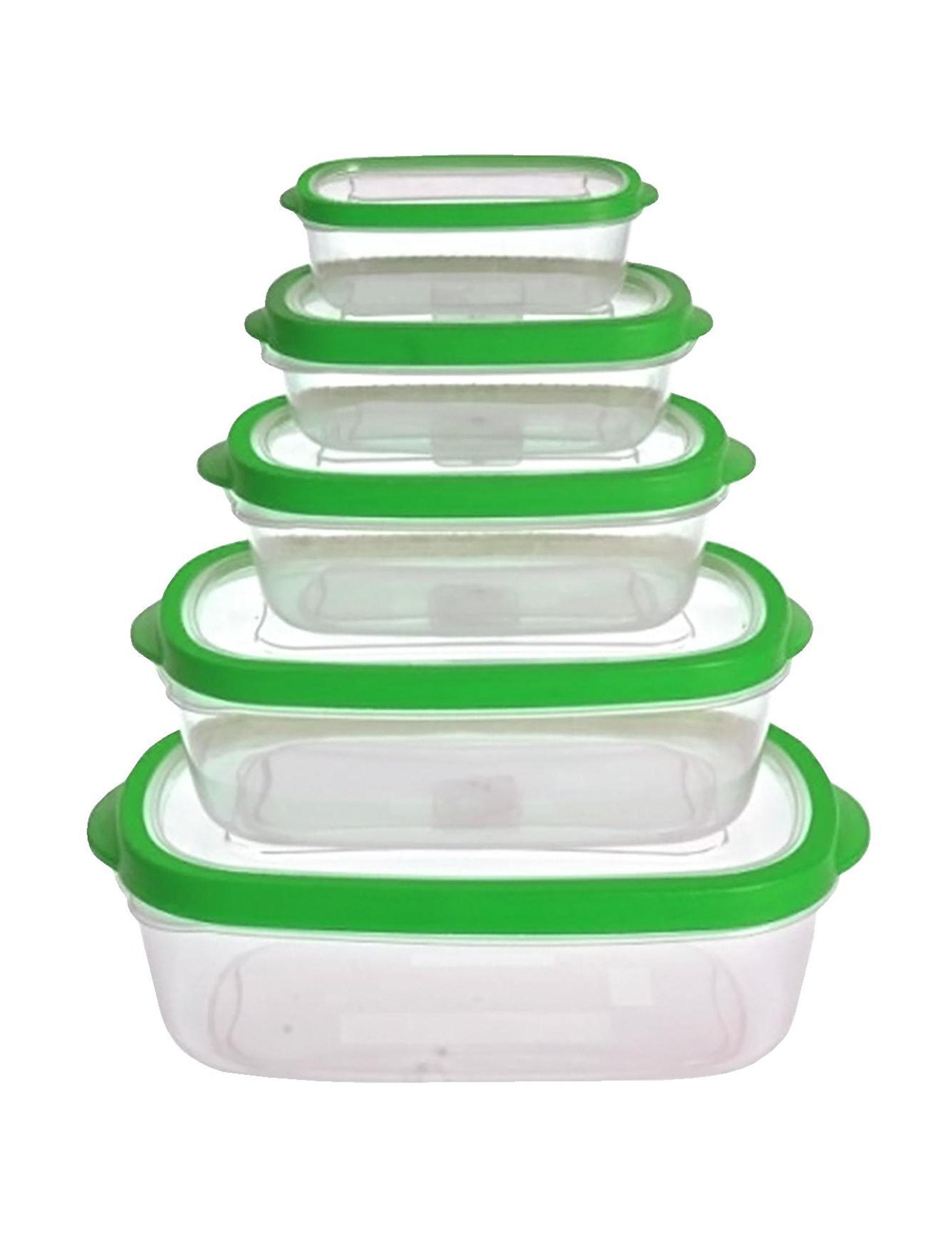 Farberware Green Kitchen Storage & Organization