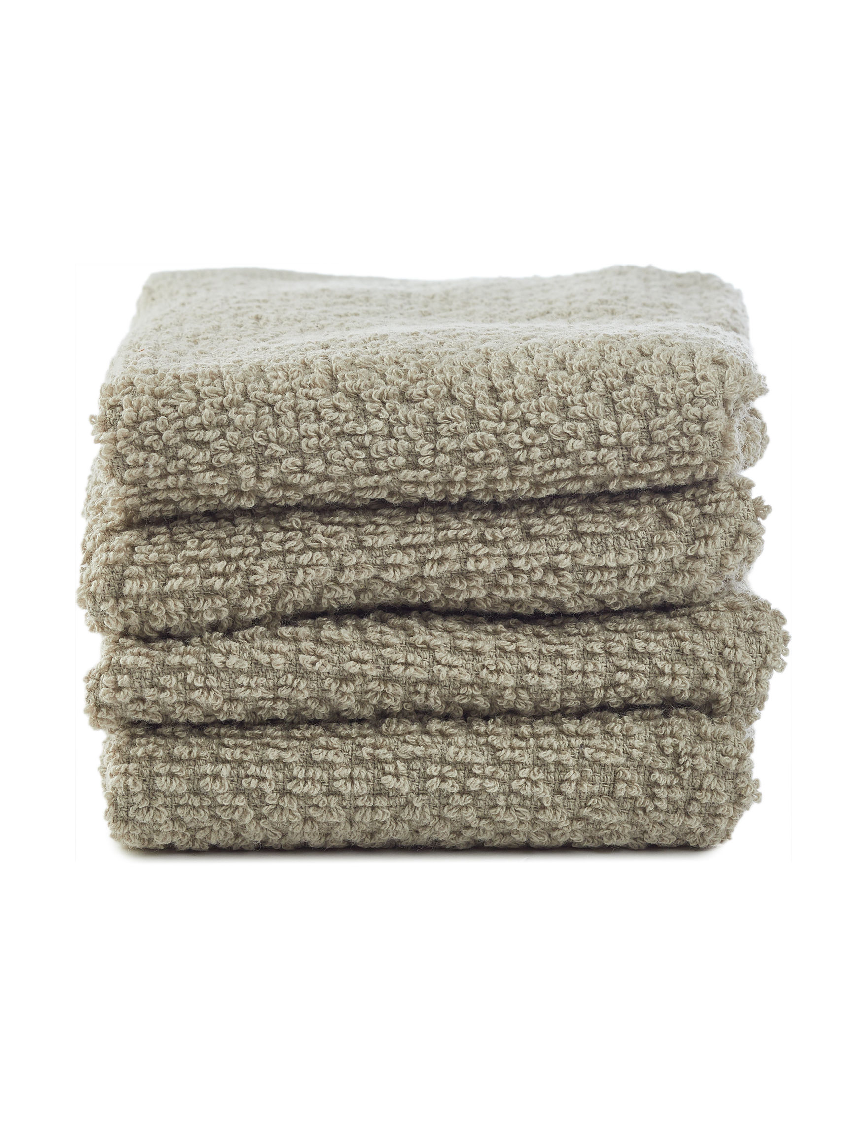 Pantry Grey Dish Towels Kitchen Linens