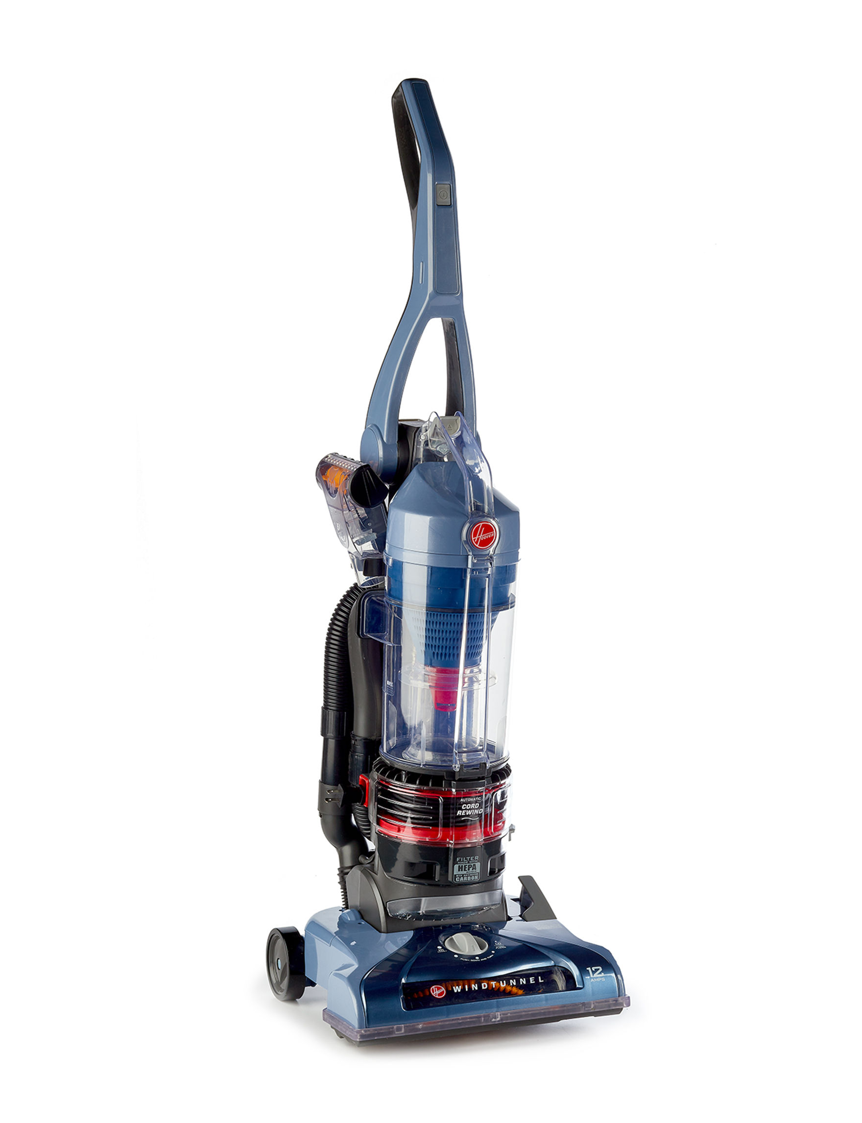 Hoover Blue Vacuums & Floor Care