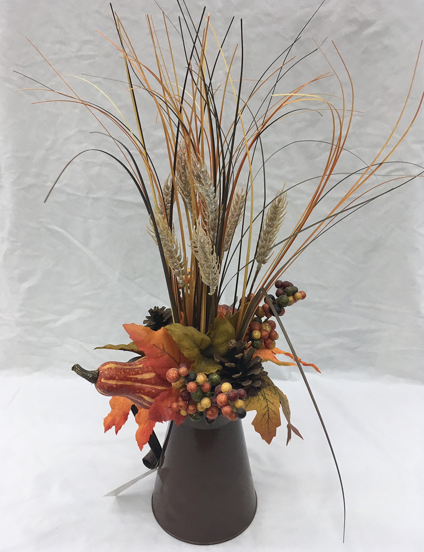 Evernoble Limit Brown Multi Faux Plants Holiday Decor