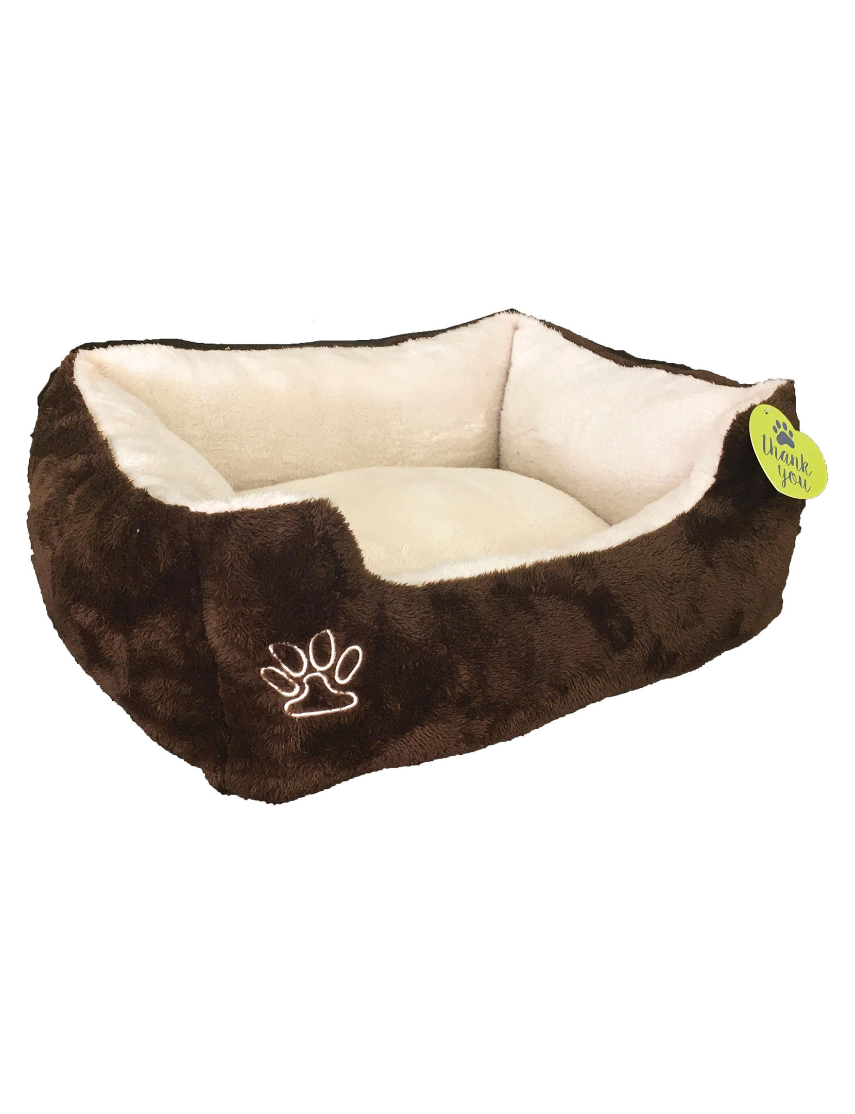 Animal Planet Brown Pet Beds & Houses