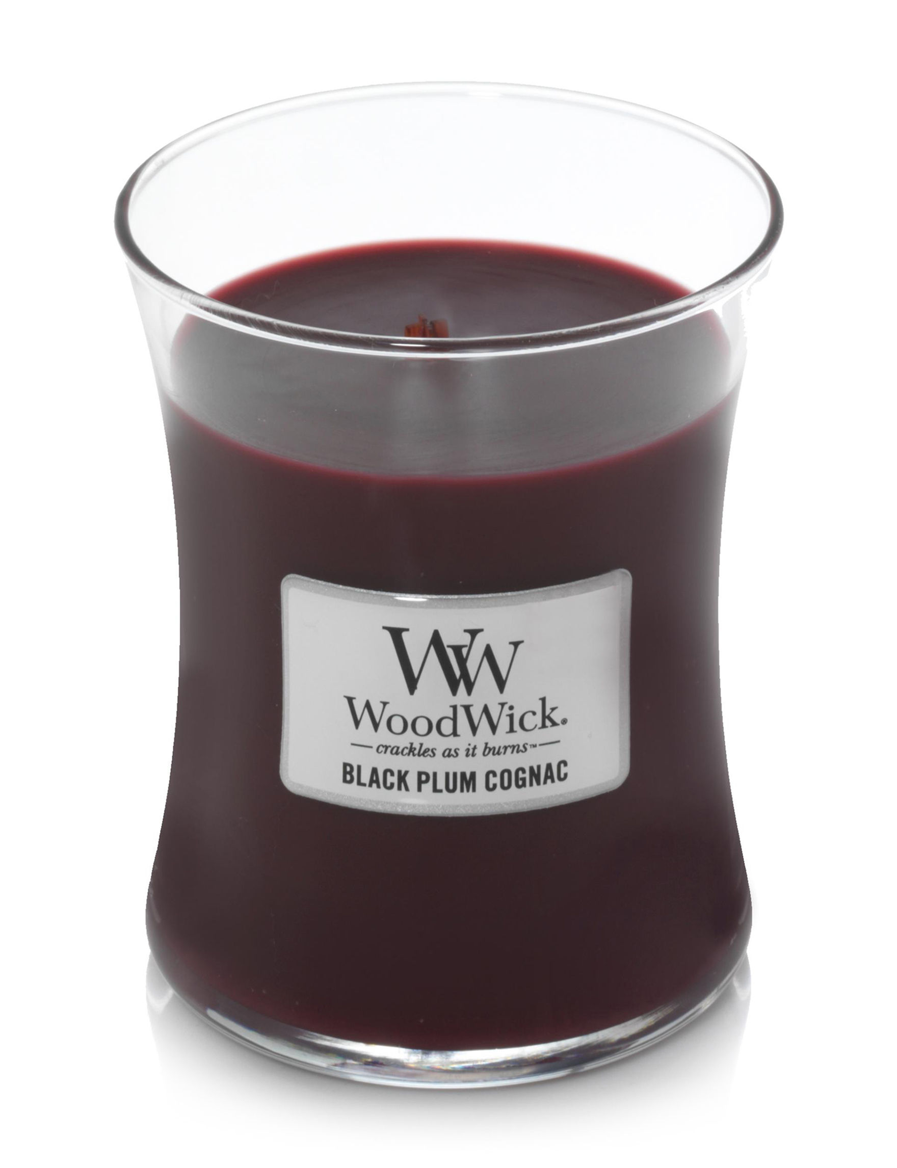 Woodwick Plum Candles Candles & Diffusers