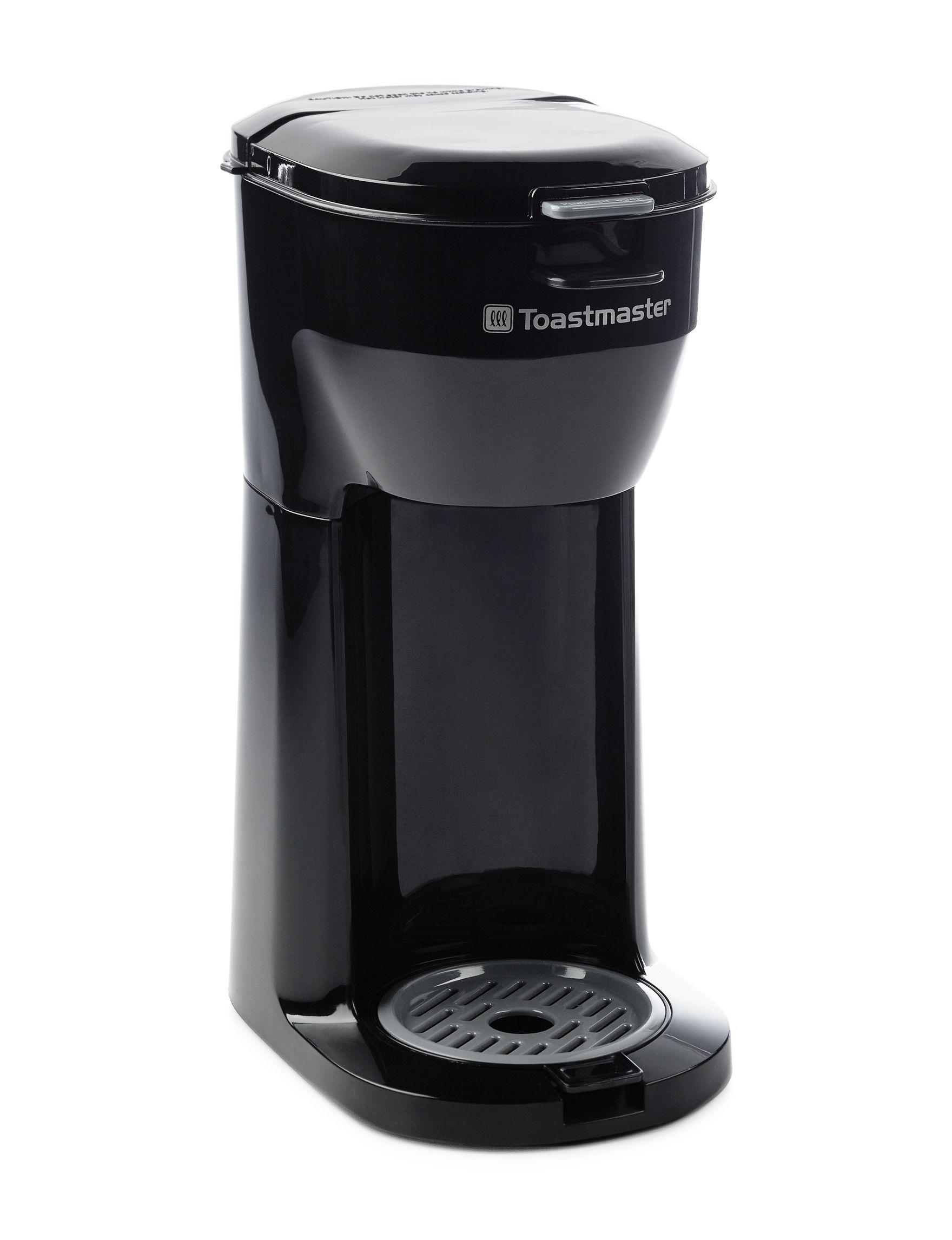 Toastmaster Black Coffee, Espresso & Tea Makers Kitchen Appliances