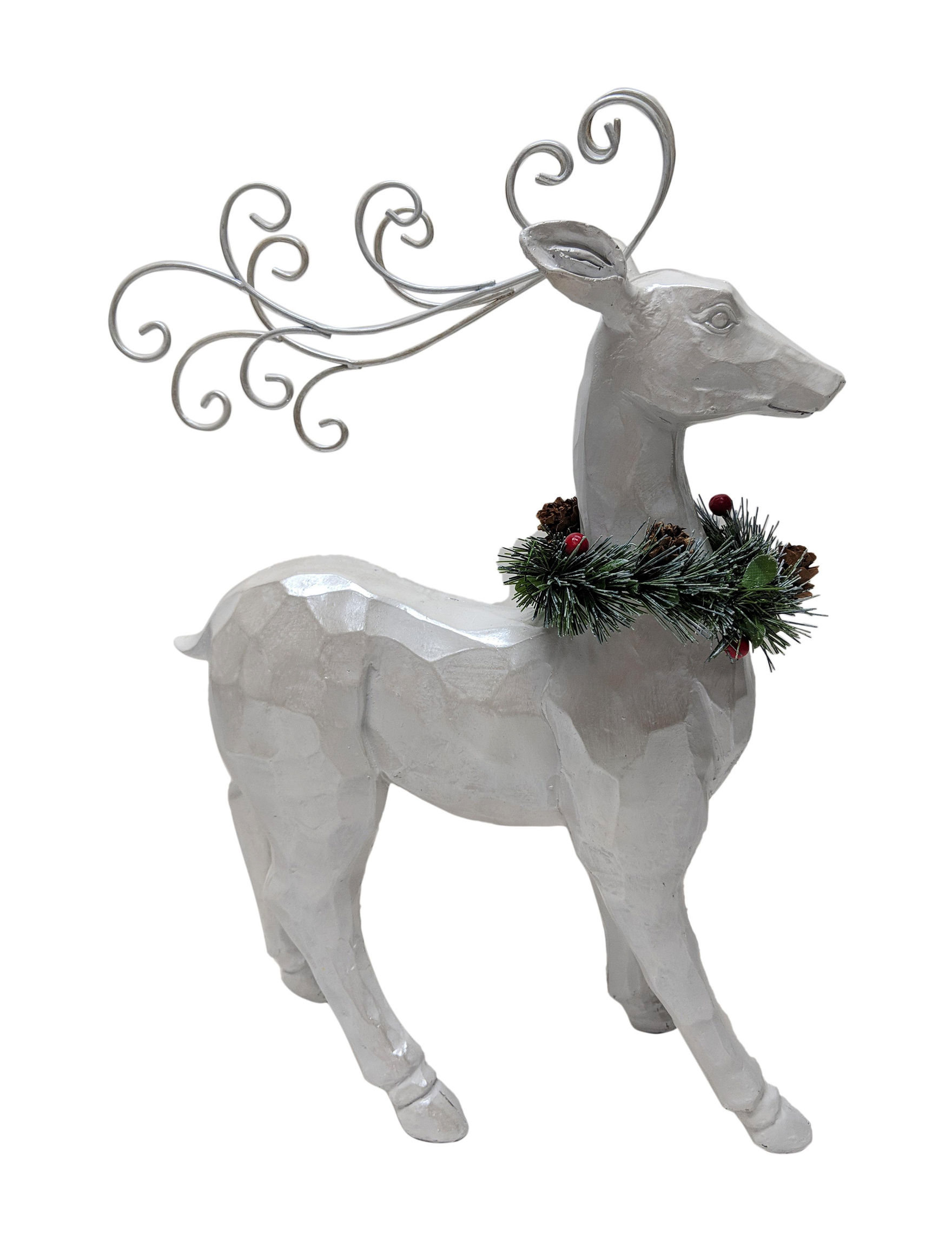 Fancy That Gift White Decorative Objects Holiday Decor