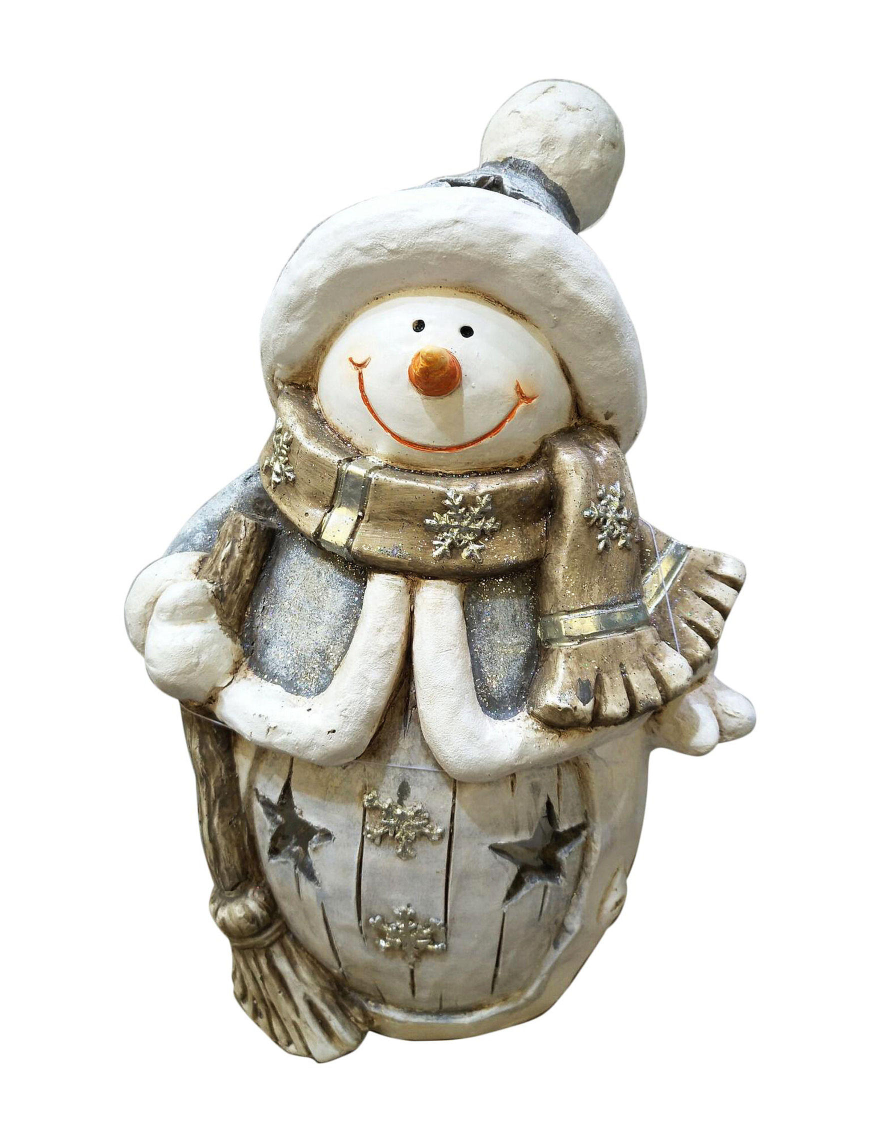 Fancy That Gift White Multi Decorative Objects Holiday Decor