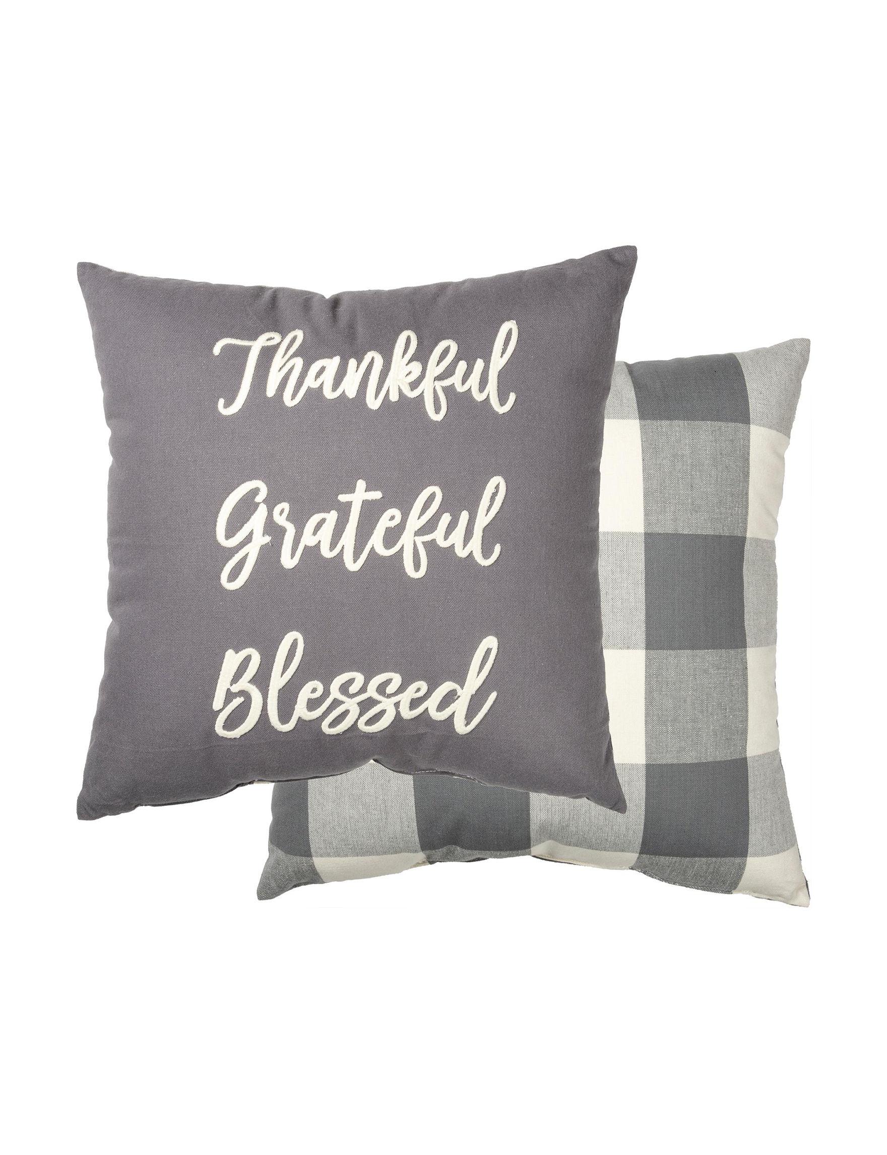 Primitives by Kathy Grey Decorative Pillows