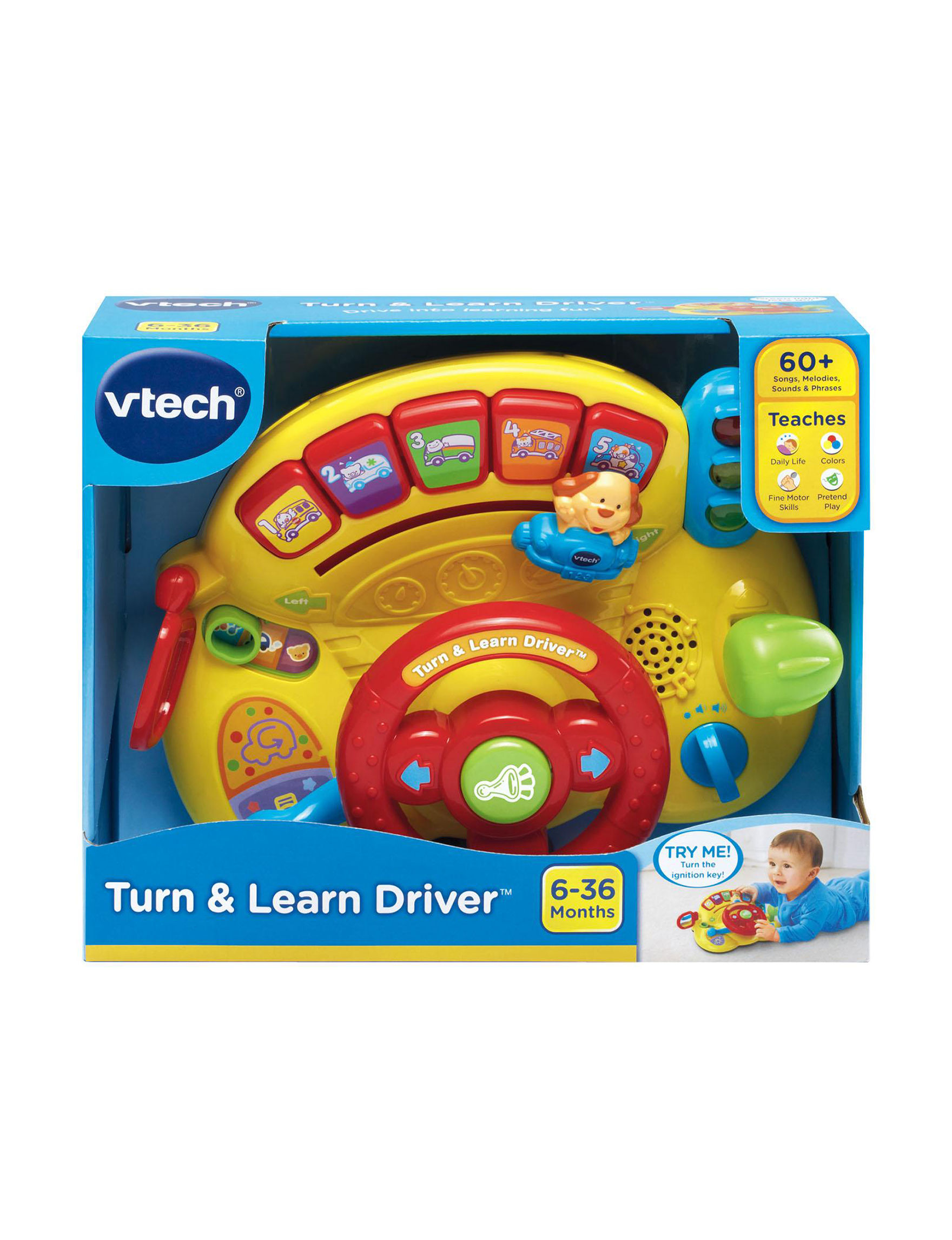 Vtech Yellow / Multi
