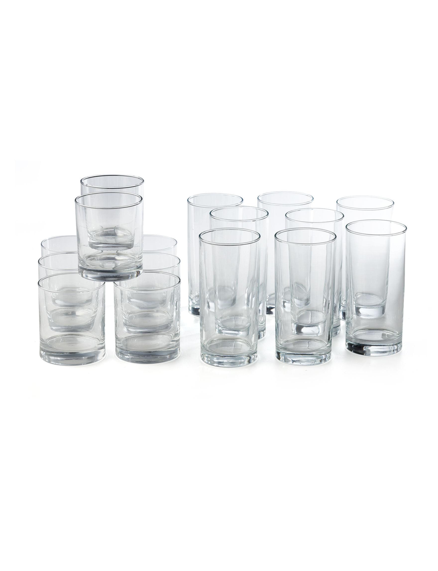 Libbey Glassware Clear Drinkware Sets Drinkware