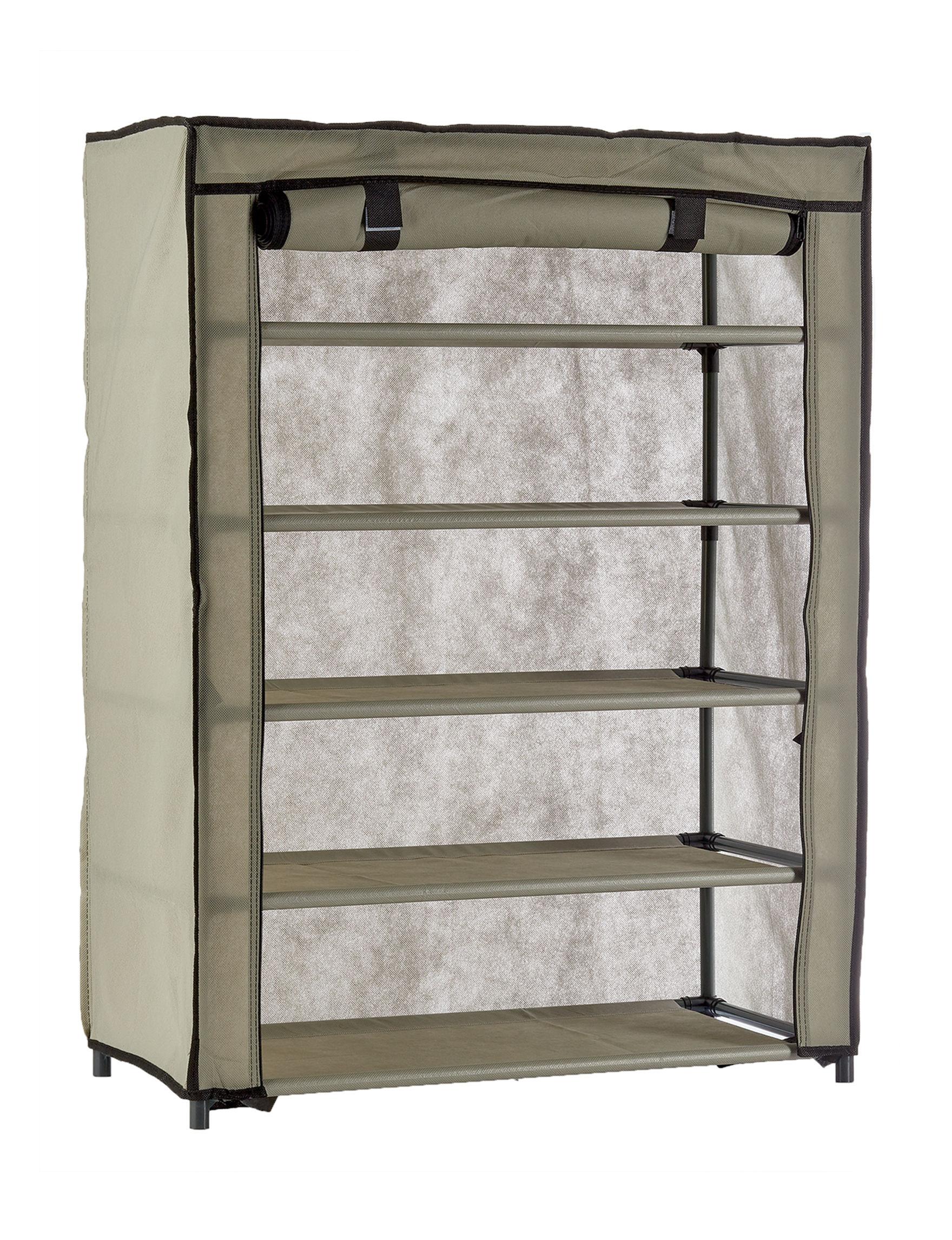 Sunbeam Grey Storage & Organization