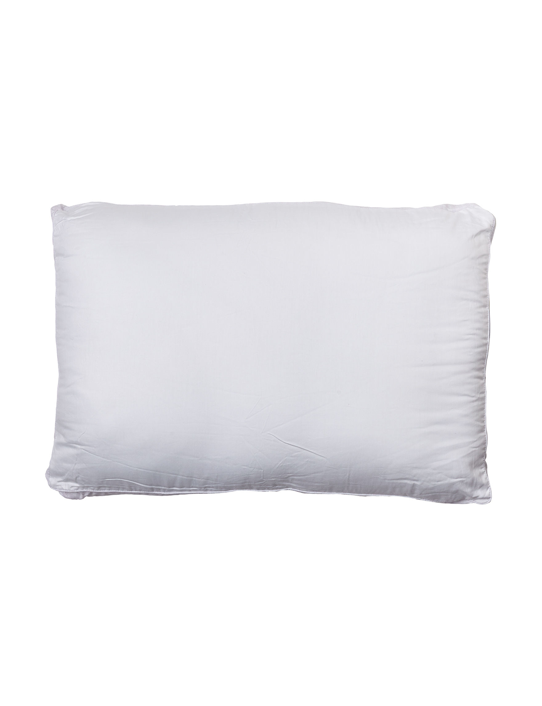 Laura Ashley White Bed Pillows