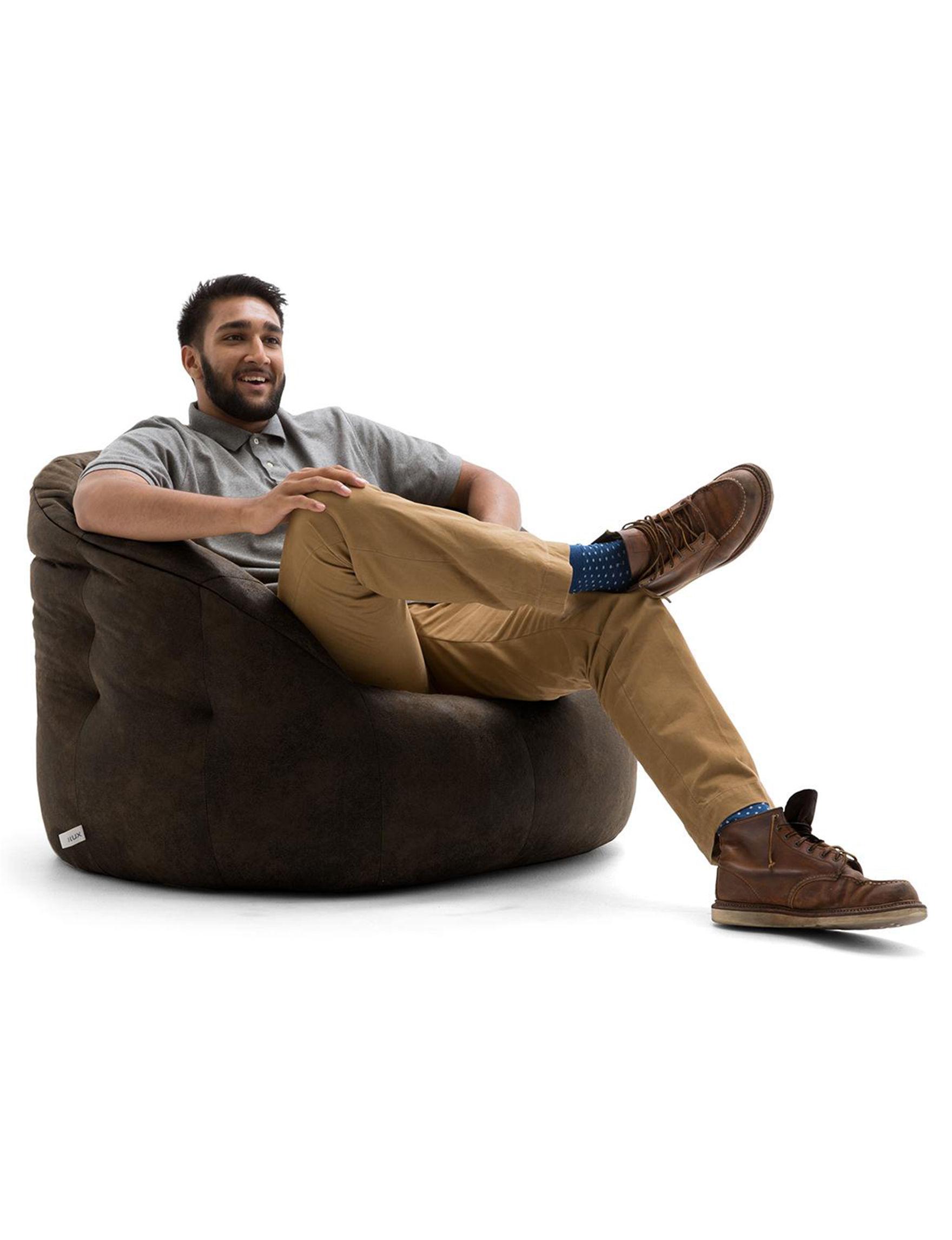 Big Joe Brown Living Room Furniture