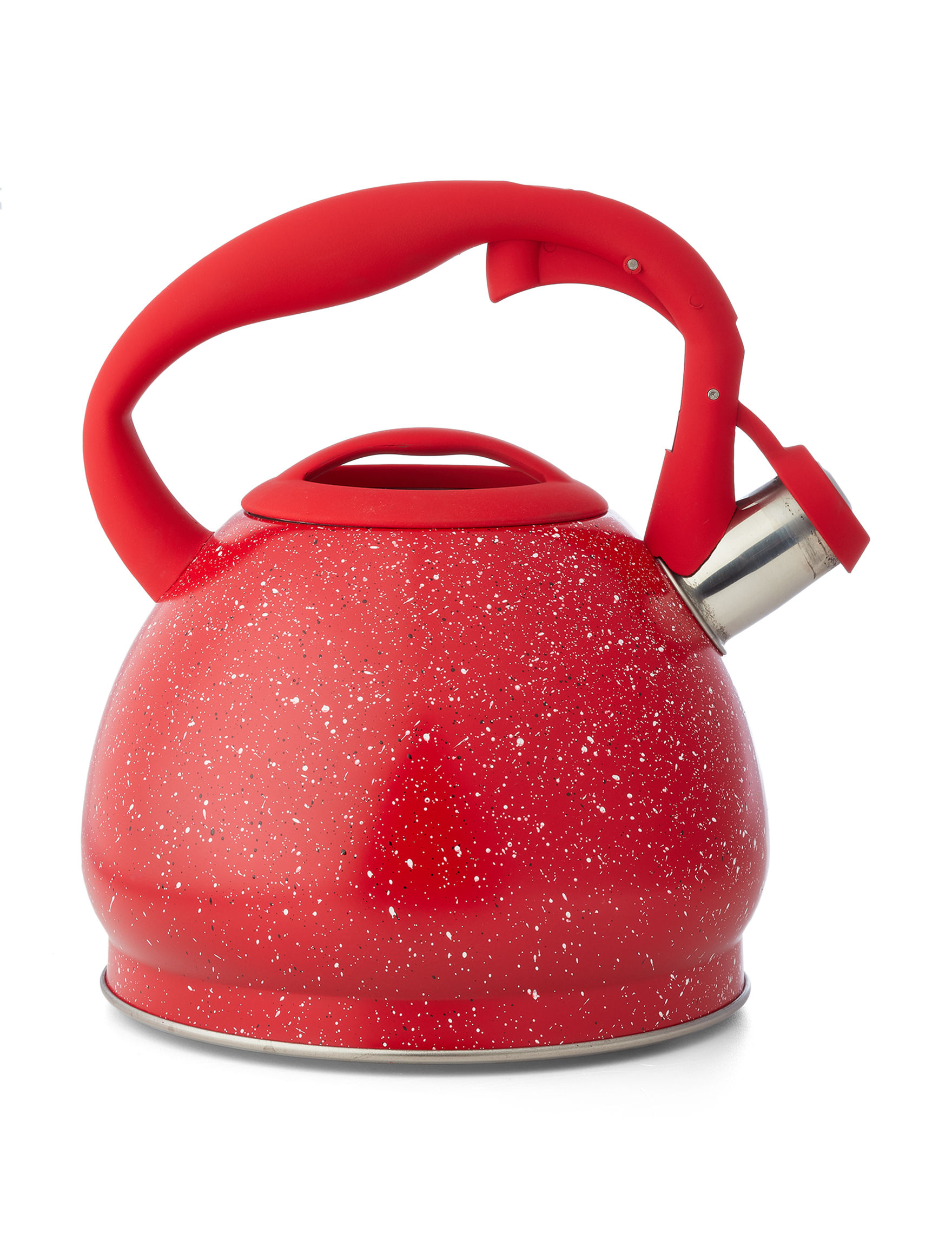 Diamond Home Red Teapots Kitchen Appliances