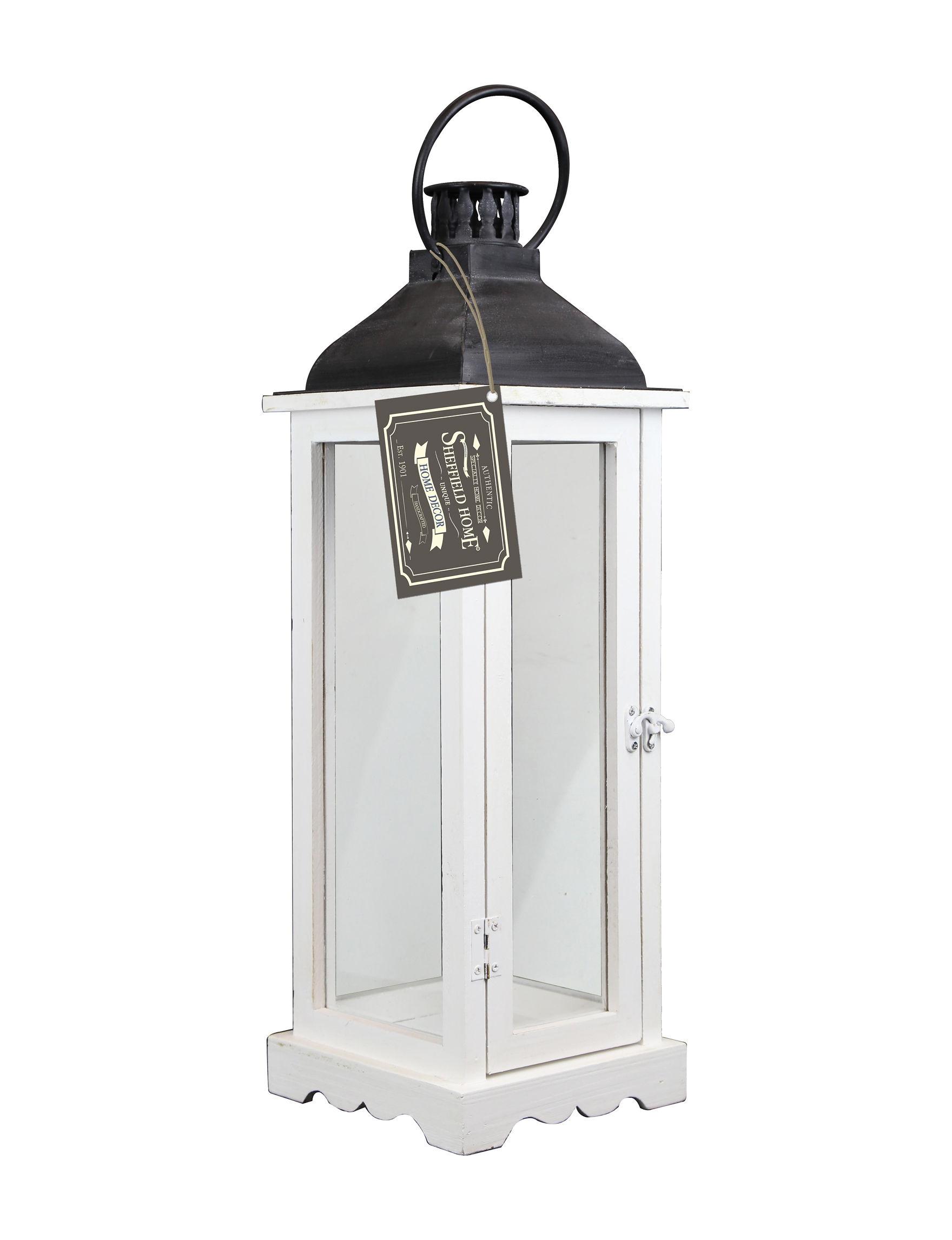 Enchante White Lights & Lanterns Home Accents